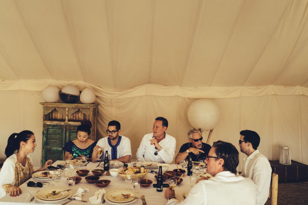 - 52 :: A tea in the desert: birthday in Marrakech :: Luxury wedding photography - 51 ::  - 52