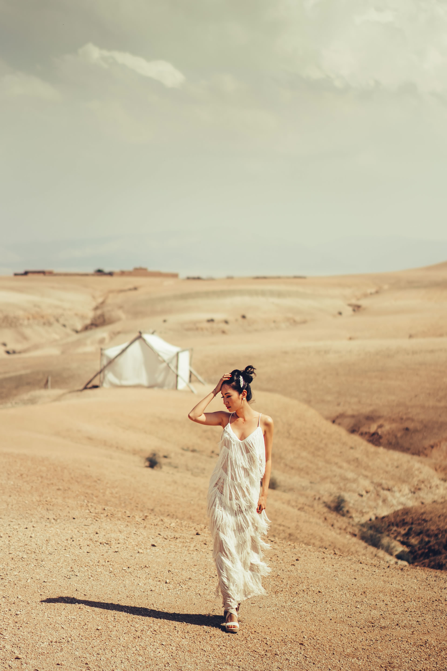 - 57 :: A tea in the desert: birthday in Marrakech :: Luxury wedding photography - 56 ::  - 57