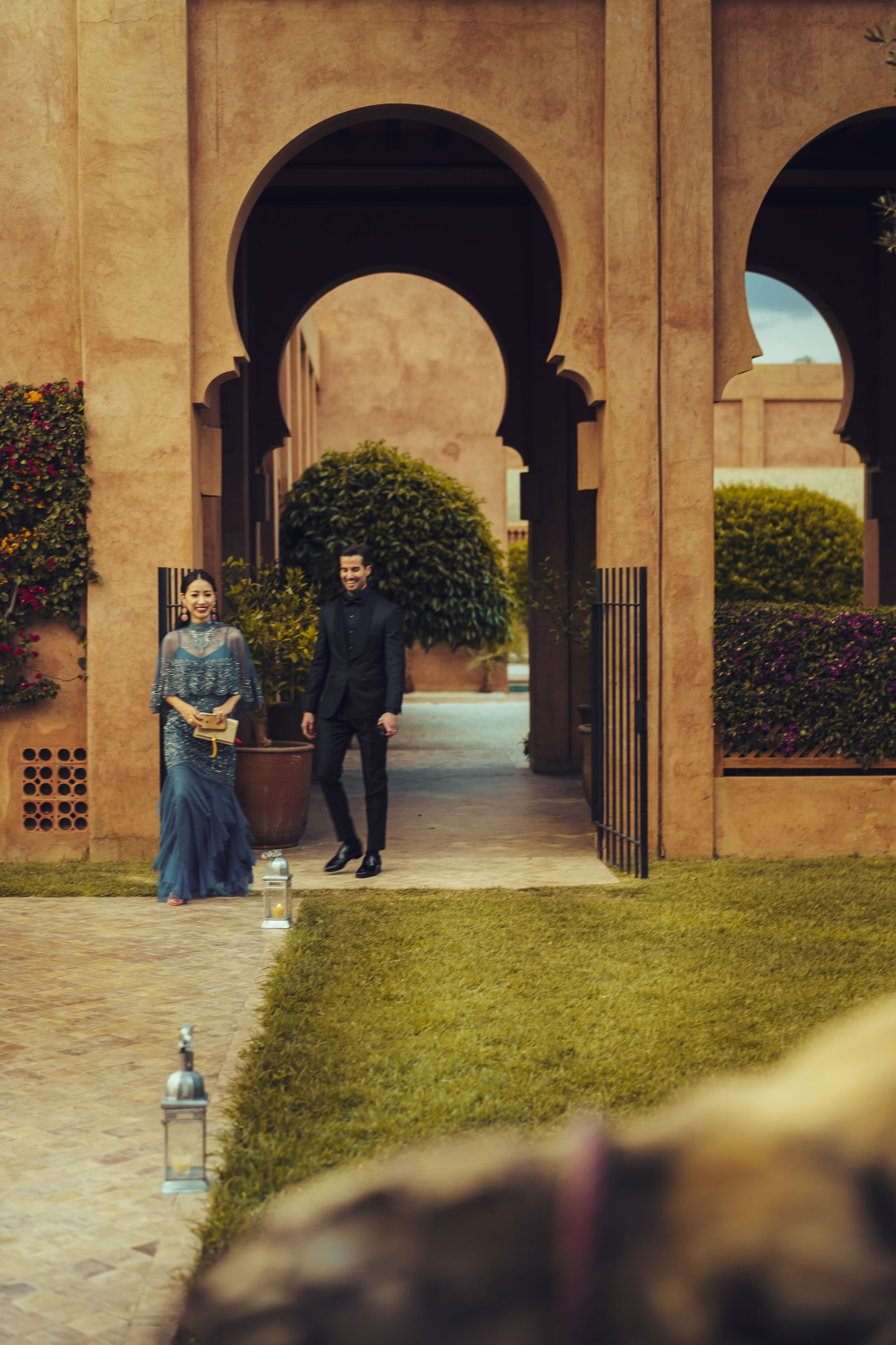 - 81 :: A tea in the desert: birthday in Marrakech :: Luxury wedding photography - 80 ::  - 81