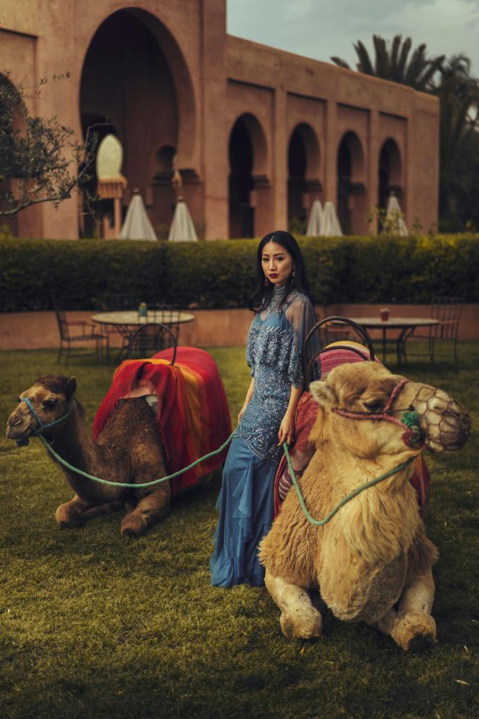 - 83 :: A tea in the desert: birthday in Marrakech :: Luxury wedding photography - 82 ::  - 83