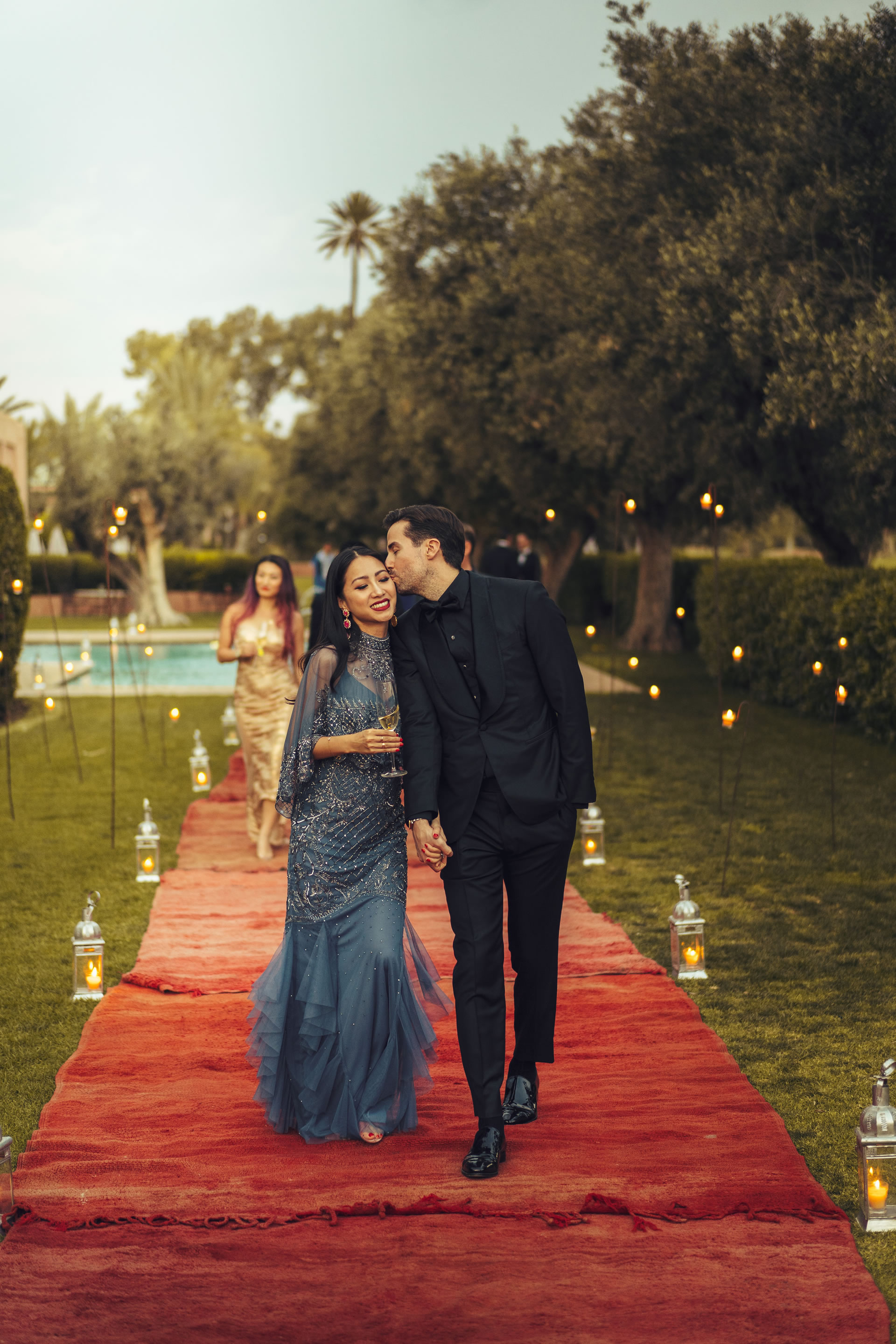 - 87 :: A tea in the desert: birthday in Marrakech :: Luxury wedding photography - 86 ::  - 87
