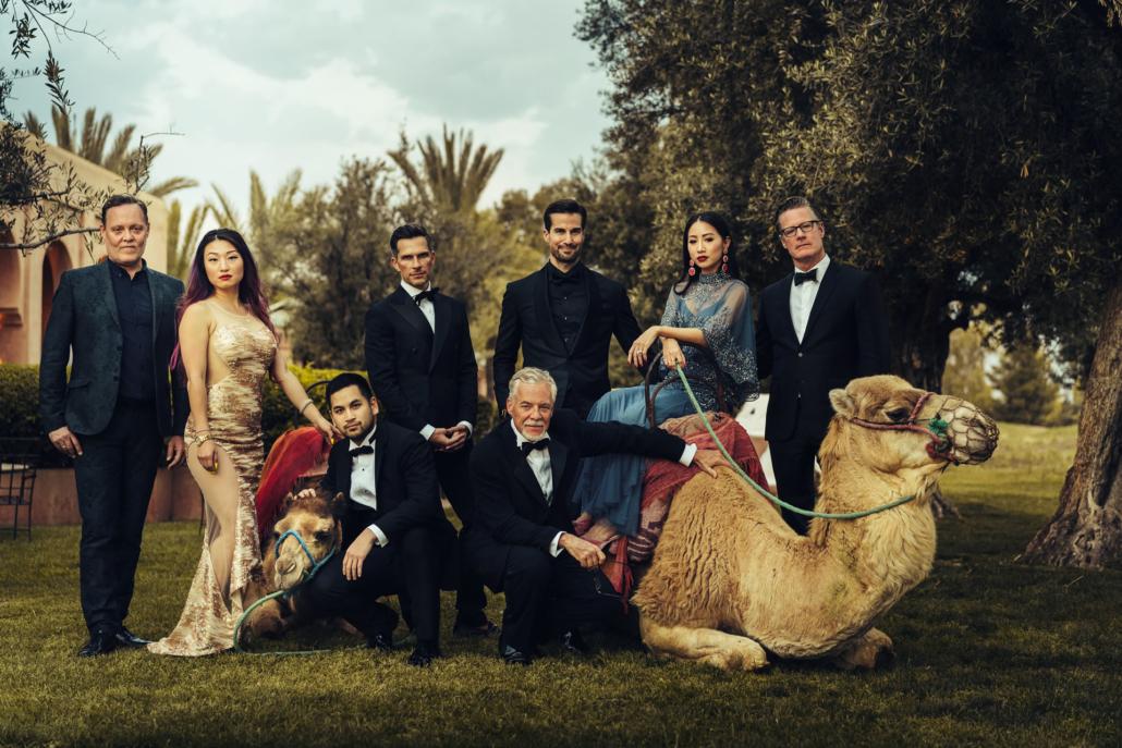 - 89 :: A tea in the desert: birthday in Marrakech :: Luxury wedding photography - 88 ::  - 89