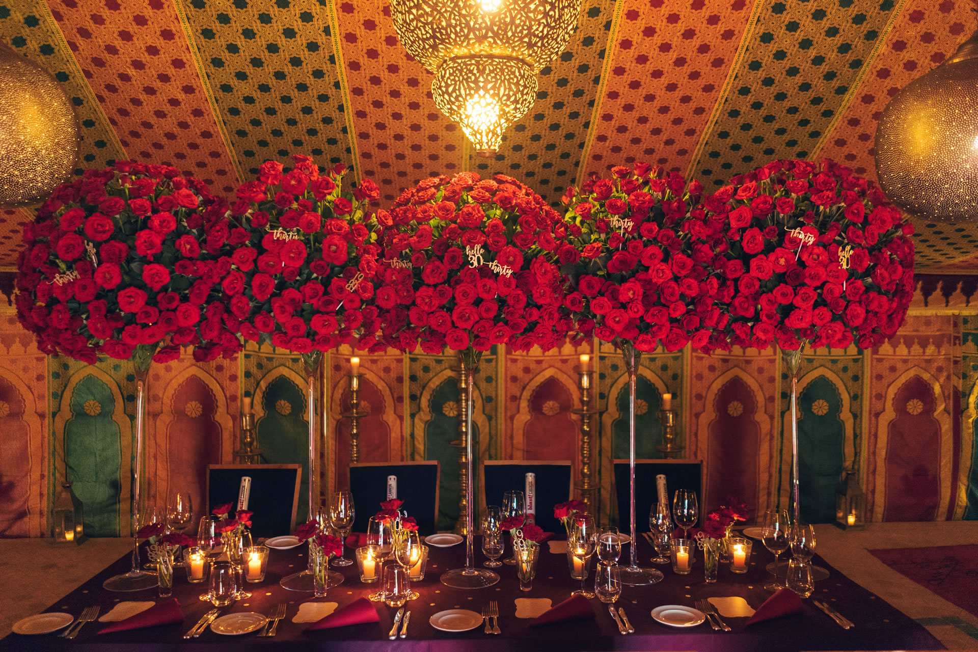 - 90 :: A tea in the desert: birthday in Marrakech :: Luxury wedding photography - 89 ::  - 90