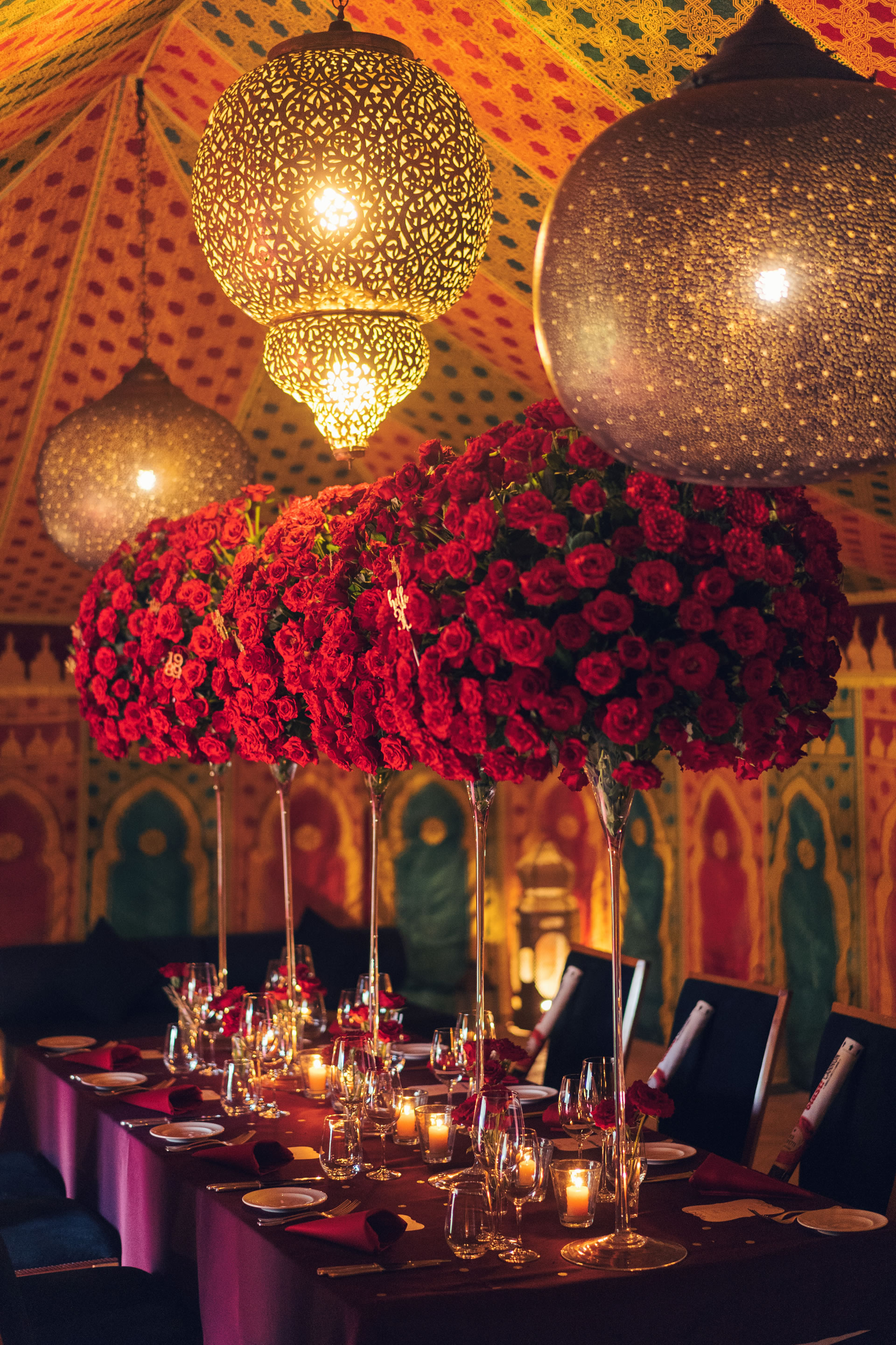 - 91 :: A tea in the desert: birthday in Marrakech :: Luxury wedding photography - 90 ::  - 91