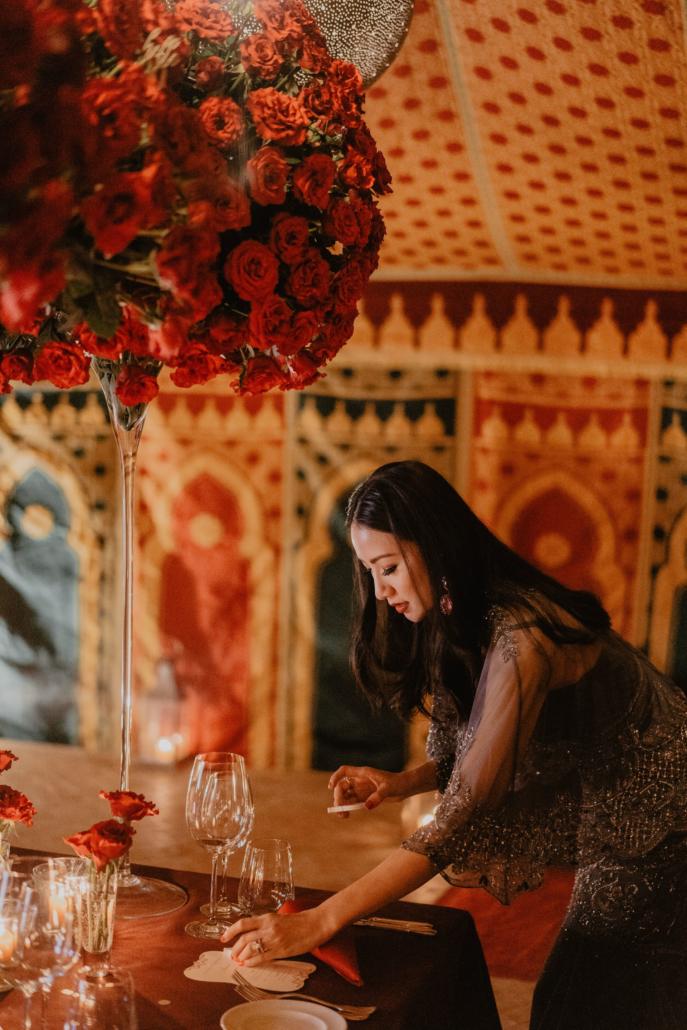 - 93 :: A tea in the desert: birthday in Marrakech :: Luxury wedding photography - 92 ::  - 93