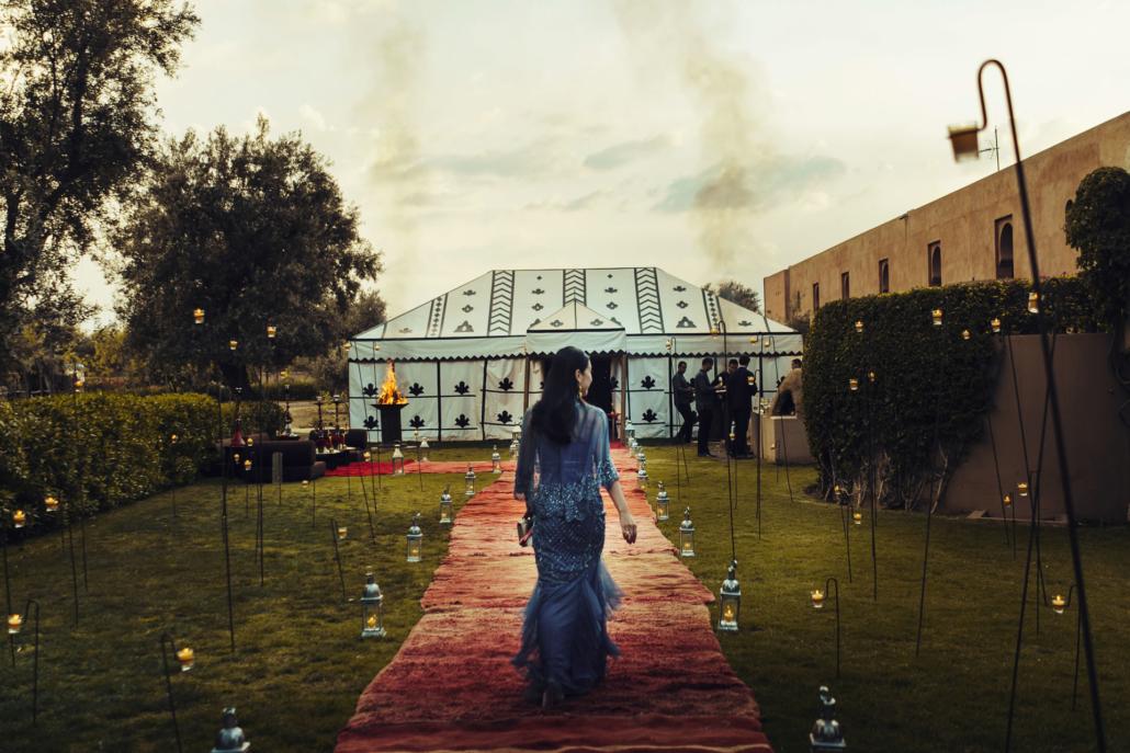 - 95 :: A tea in the desert: birthday in Marrakech :: Luxury wedding photography - 94 ::  - 95