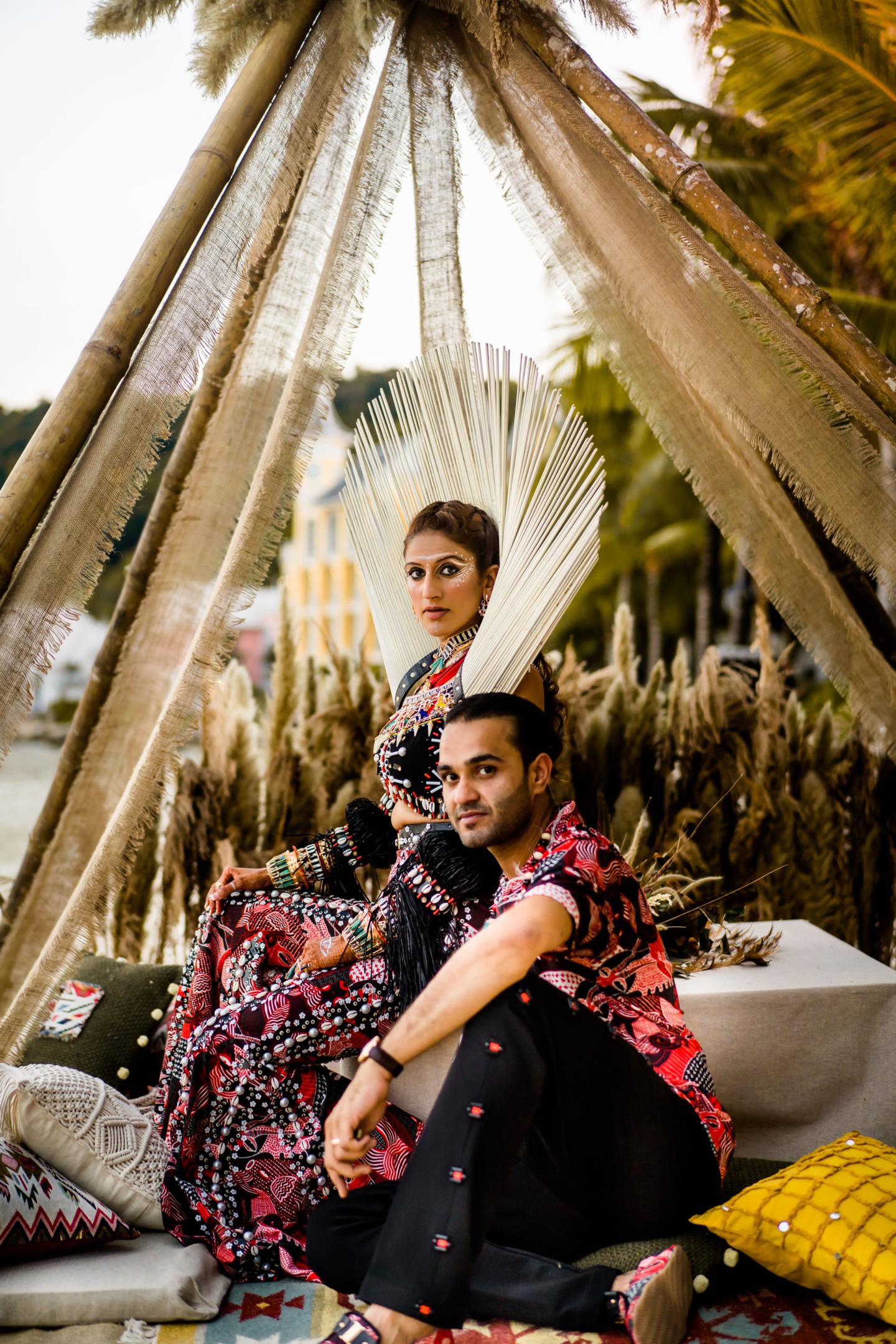 - 61 :: What an adventure: an Indian wedding in Vietnam :: Luxury wedding photography - 60 ::  - 61