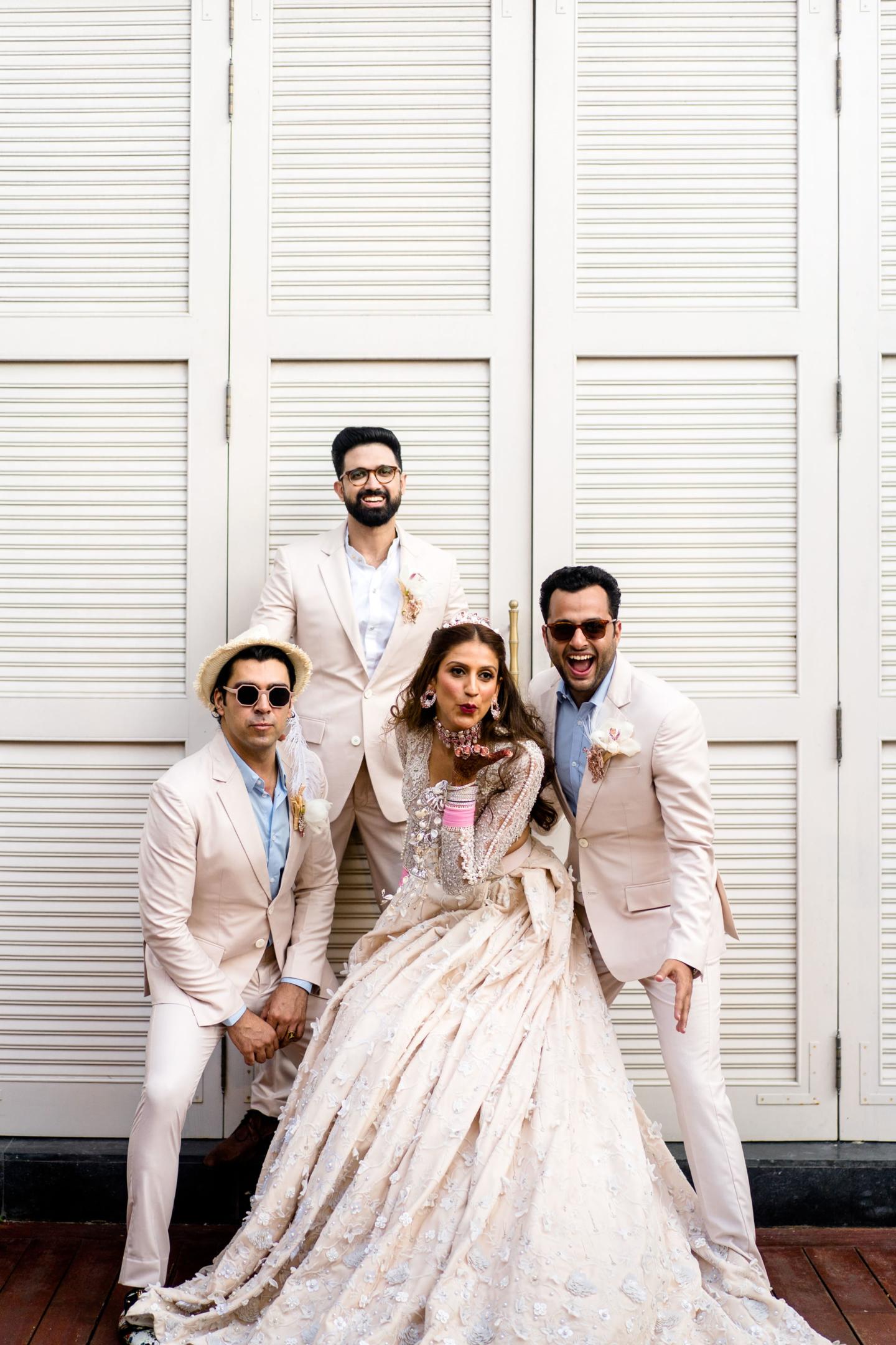 - 90 :: What an adventure: an Indian wedding in Vietnam :: Luxury wedding photography - 89 ::  - 90