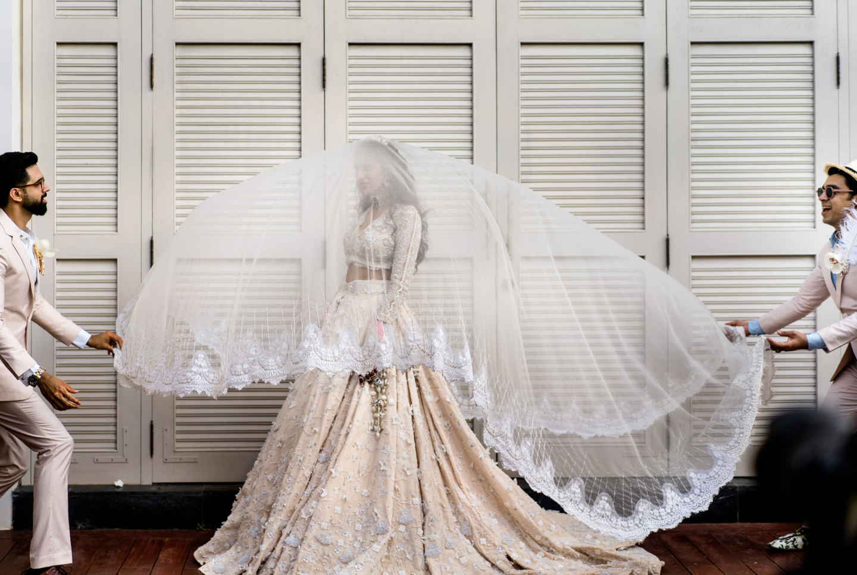 - 91 :: What an adventure: an Indian wedding in Vietnam :: Luxury wedding photography - 90 ::  - 91