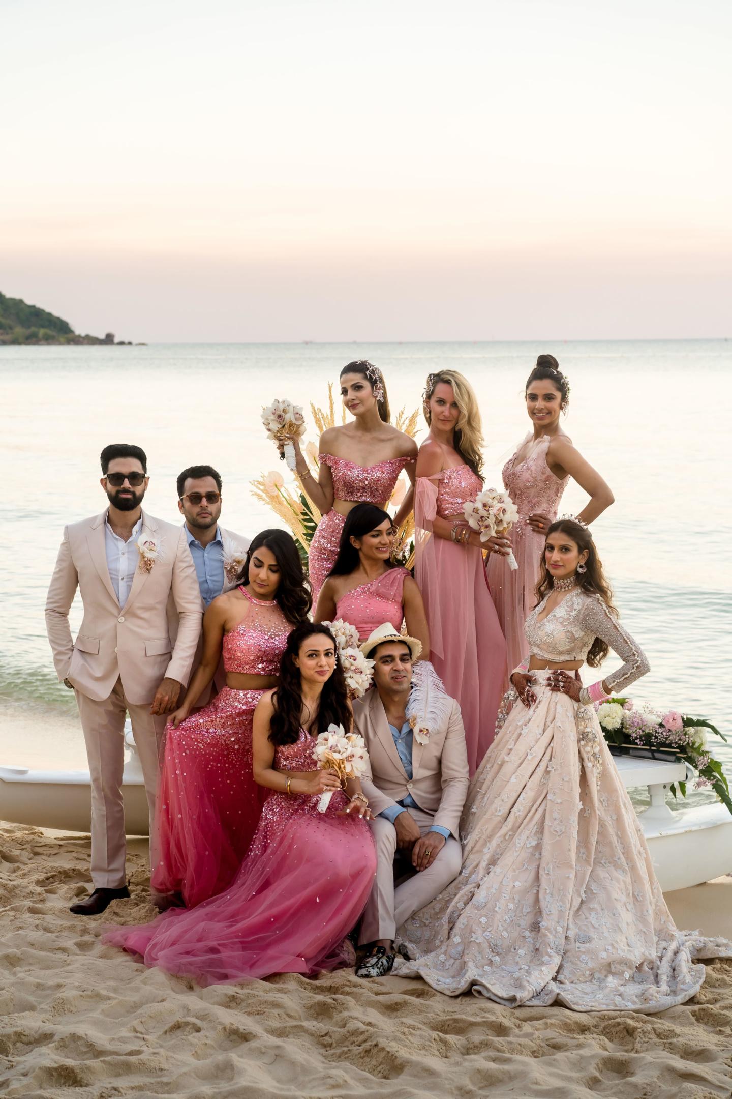 - 115 :: What an adventure: an Indian wedding in Vietnam :: Luxury wedding photography - 114 ::  - 115