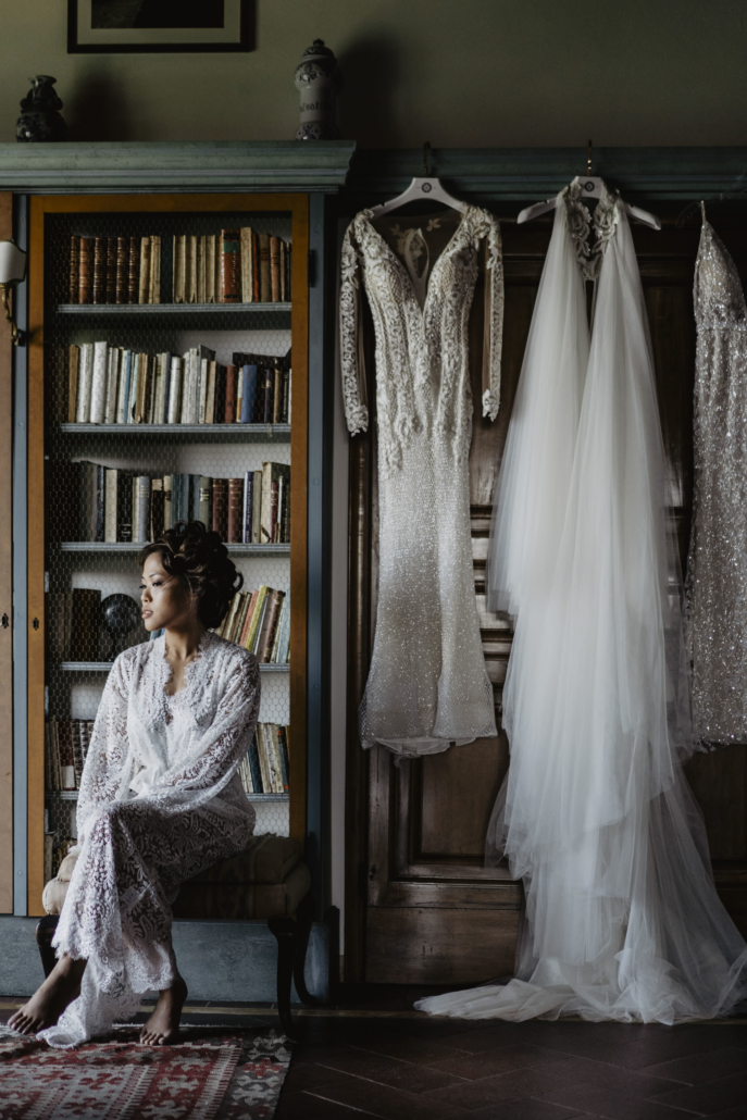 - 1 :: From Los angeles to Florence: a glamour asiatic wedding :: Luxury wedding photography - 0 ::  - 1