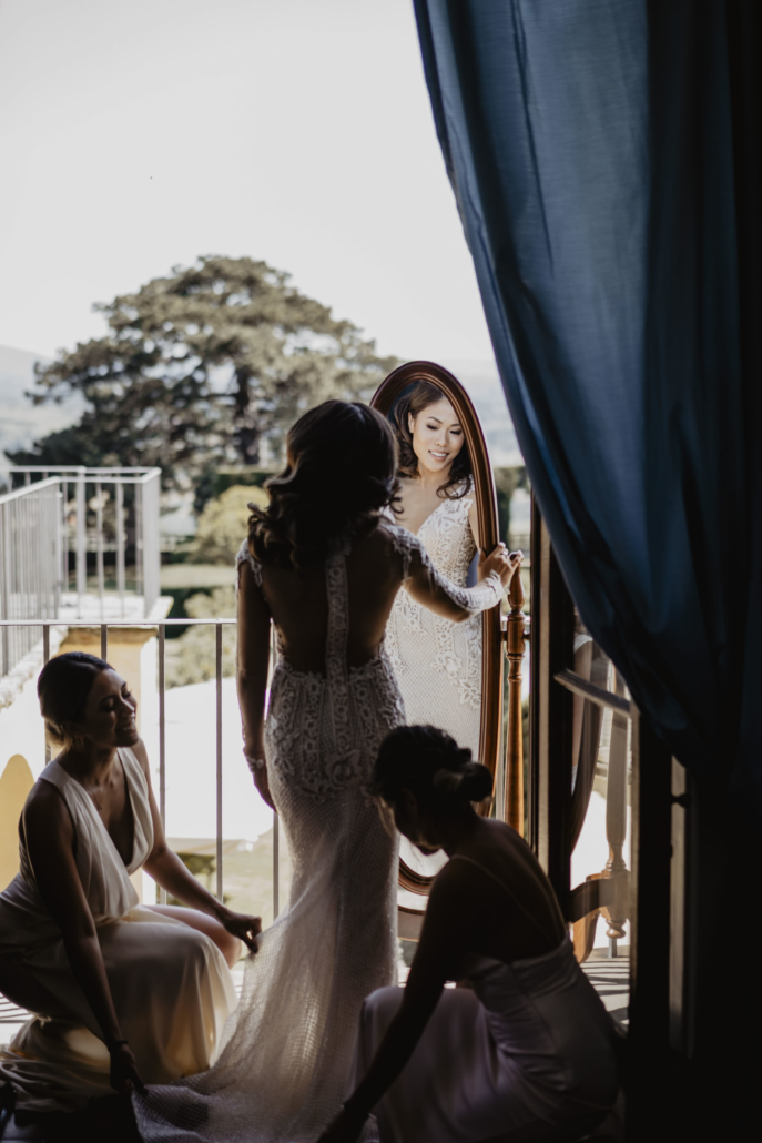 - 12 :: From Los angeles to Florence: a glamour asiatic wedding :: Luxury wedding photography - 11 ::  - 12