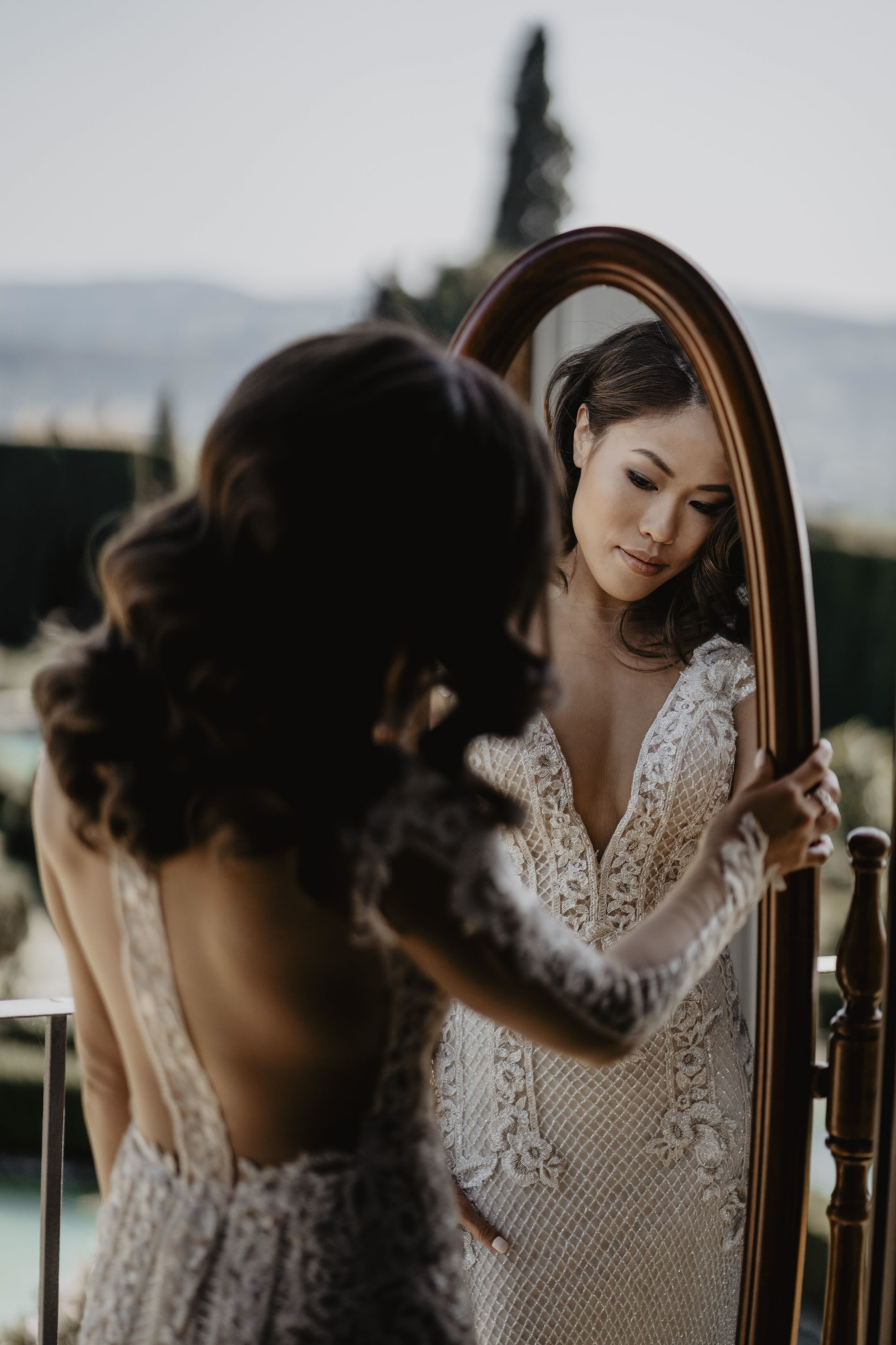 - 14 :: From Los angeles to Florence: a glamour asiatic wedding :: Luxury wedding photography - 13 ::  - 14