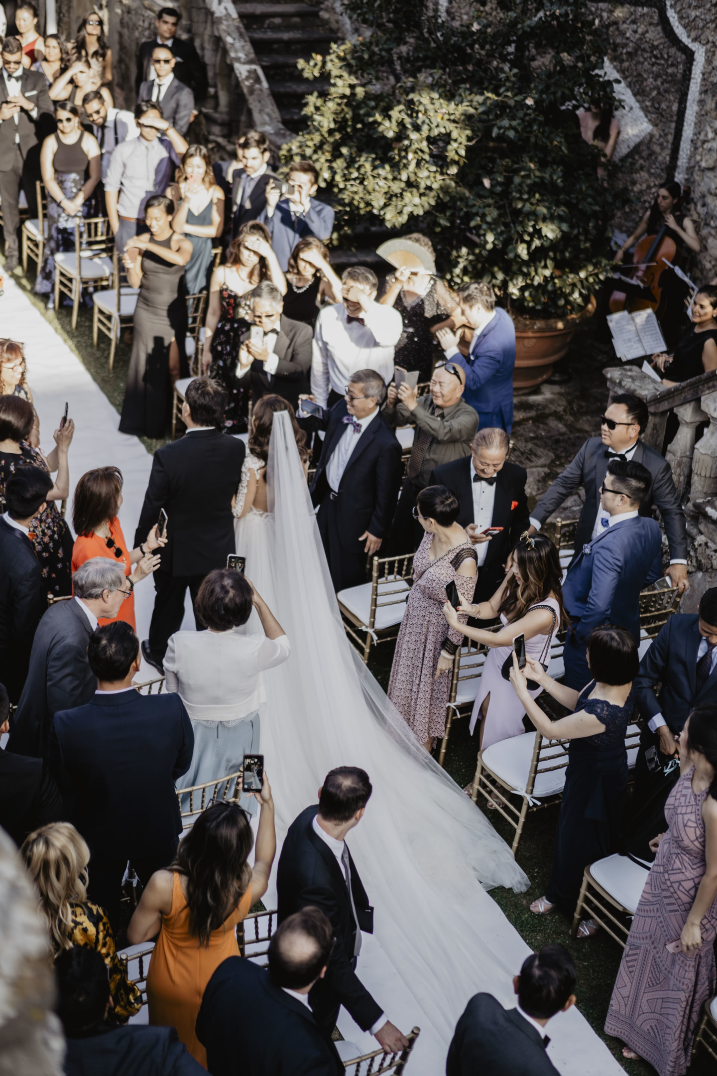 - 28 :: From Los angeles to Florence: a glamour asiatic wedding :: Luxury wedding photography - 27 ::  - 28