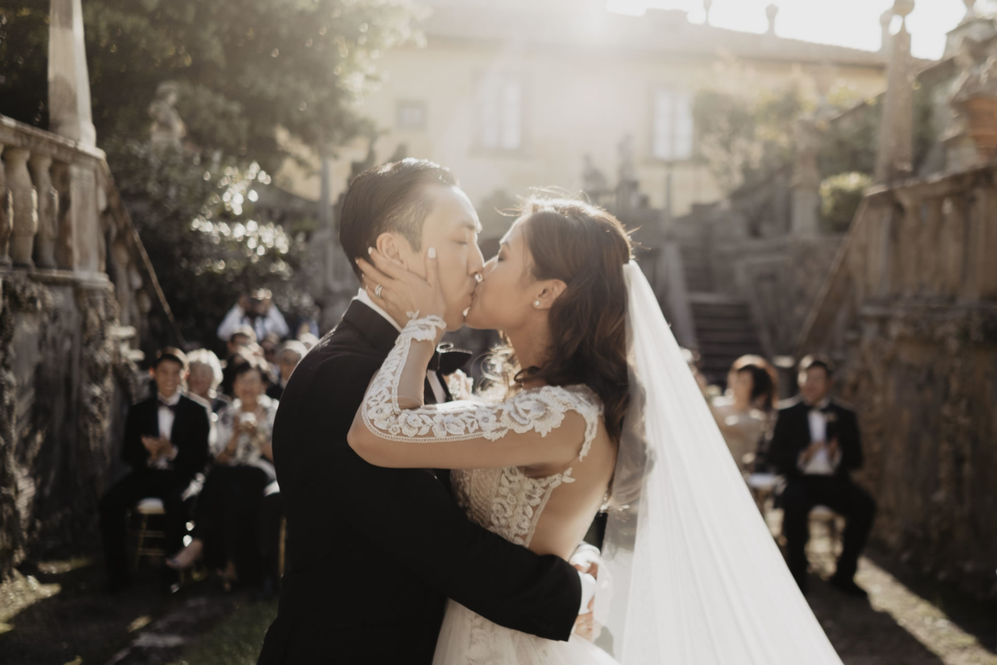 - 31 :: From Los angeles to Florence: a glamour asiatic wedding :: Luxury wedding photography - 30 ::  - 31