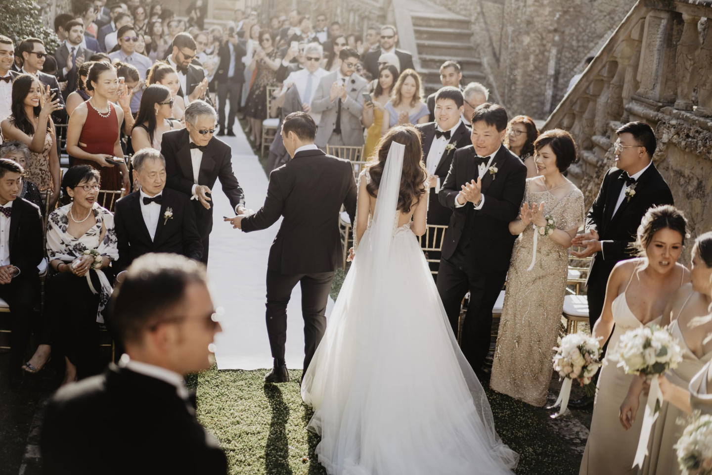 - 33 :: From Los angeles to Florence: a glamour asiatic wedding :: Luxury wedding photography - 32 ::  - 33