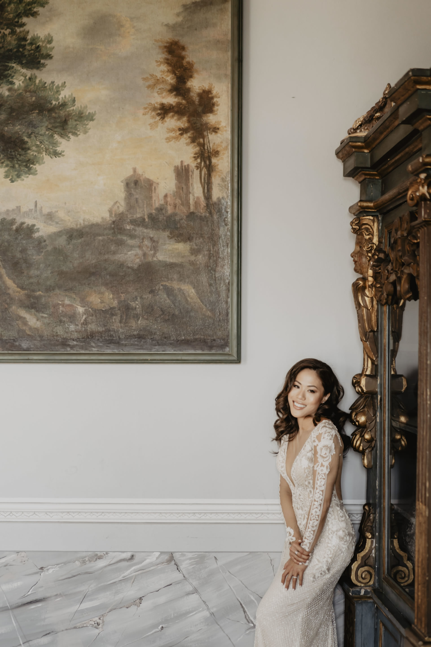 - 40 :: From Los angeles to Florence: a glamour asiatic wedding :: Luxury wedding photography - 39 ::  - 40