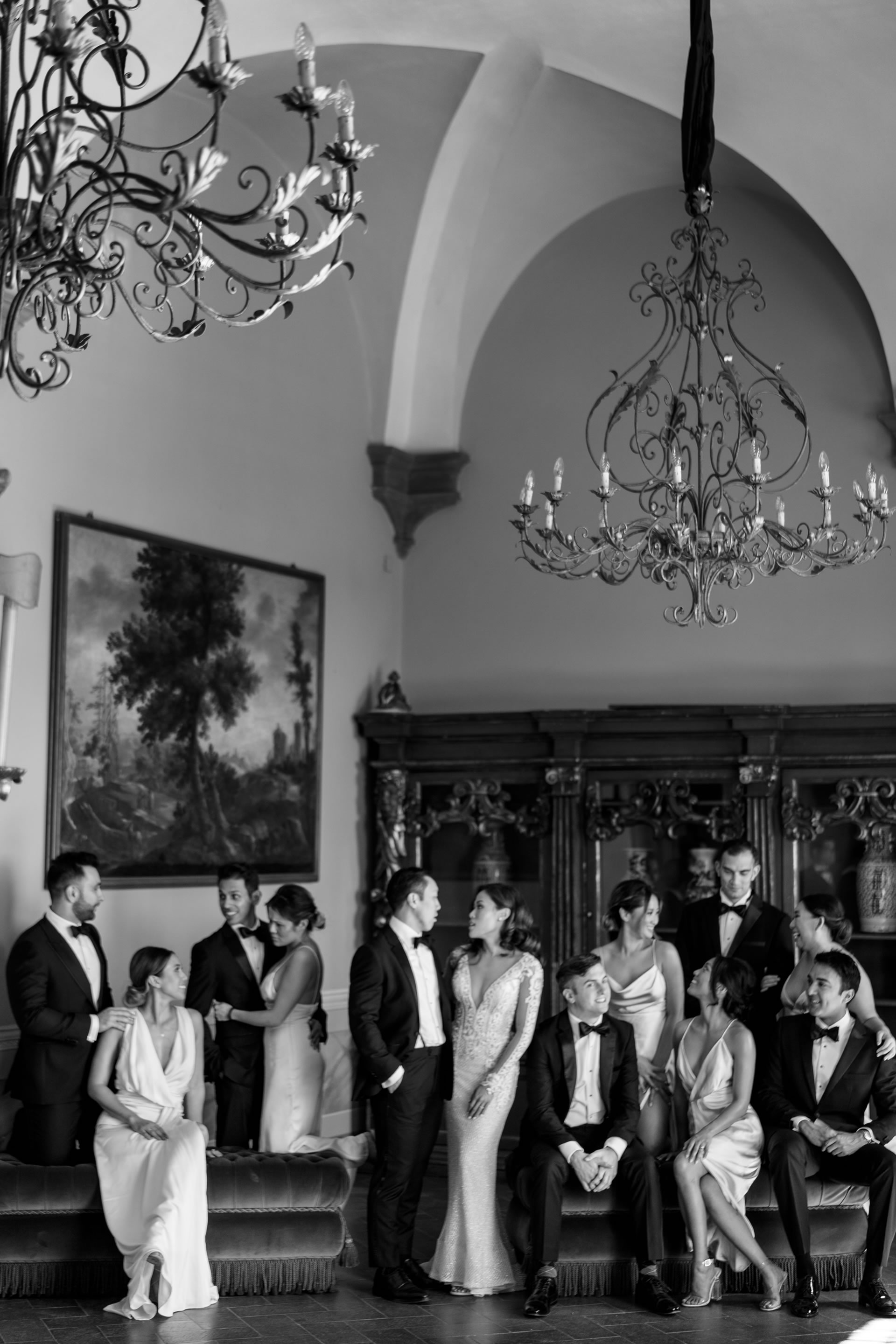 - 42 :: From Los angeles to Florence: a glamour asiatic wedding :: Luxury wedding photography - 41 ::  - 42