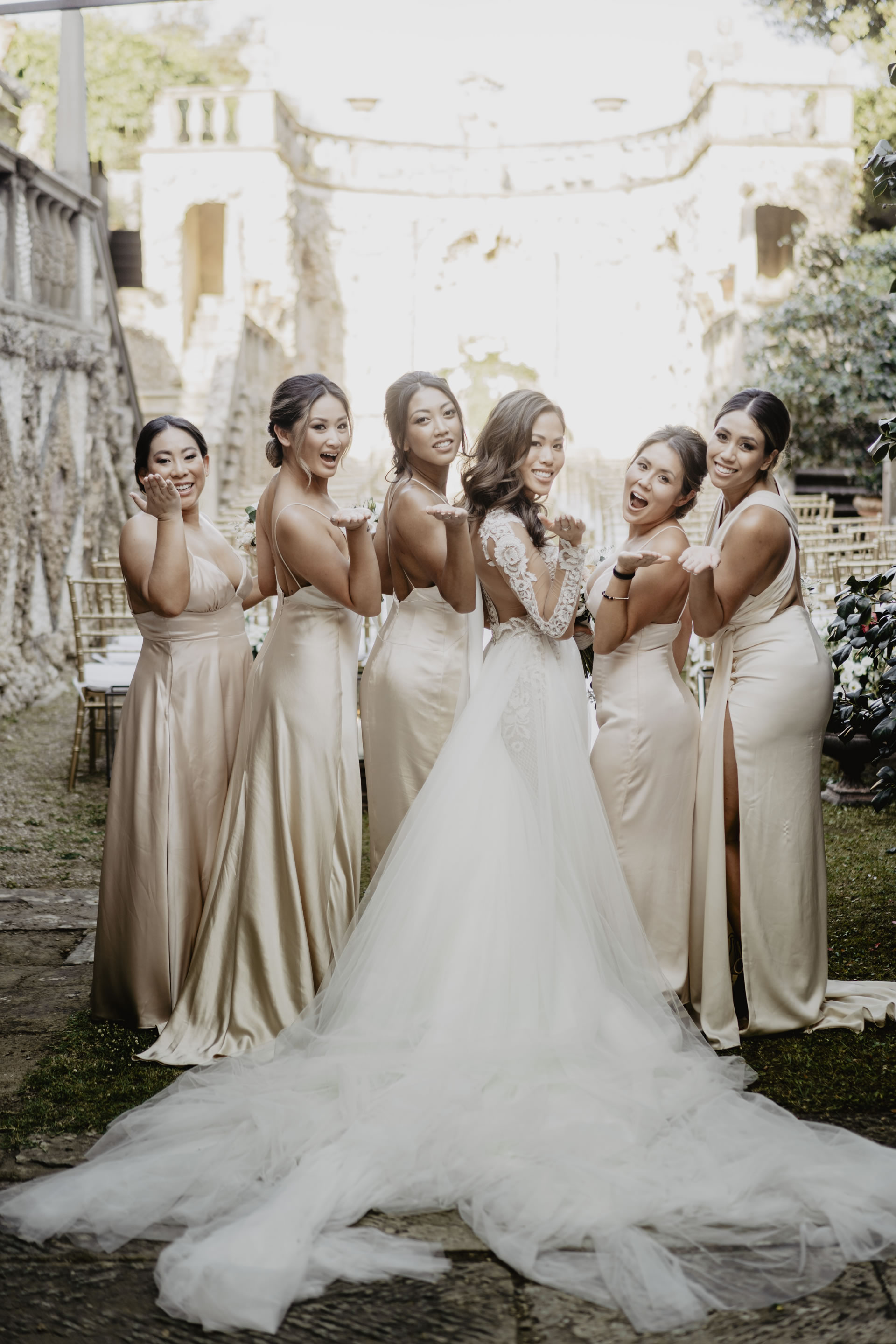 - 44 :: From Los angeles to Florence: a glamour asiatic wedding :: Luxury wedding photography - 43 ::  - 44