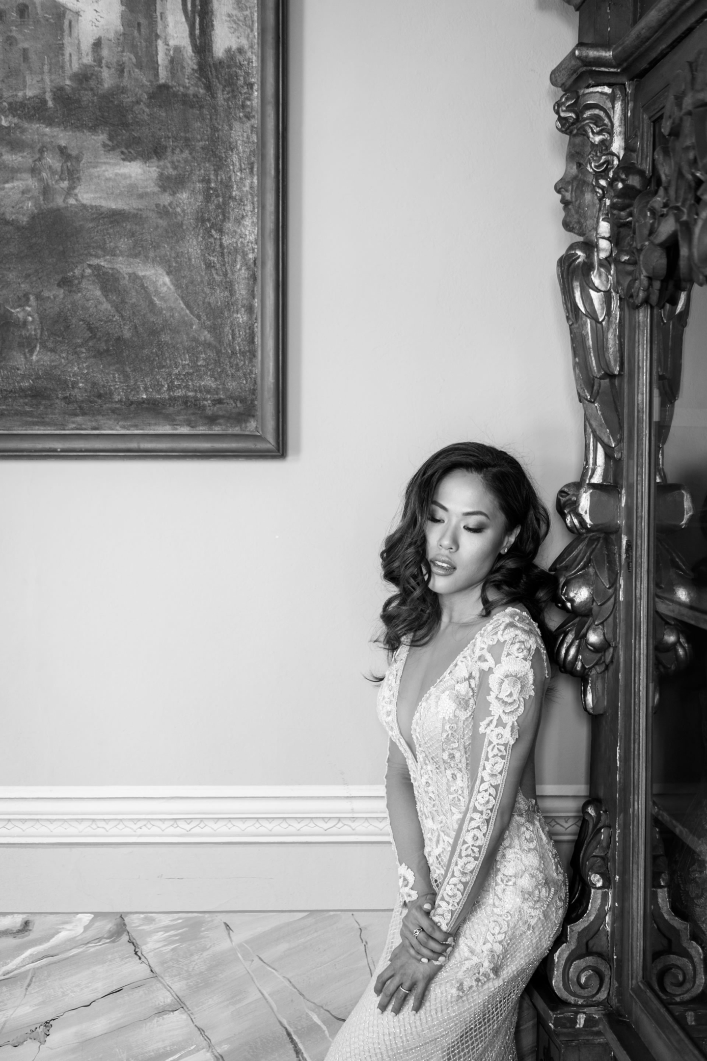 - 48 :: From Los angeles to Florence: a glamour asiatic wedding :: Luxury wedding photography - 47 ::  - 48