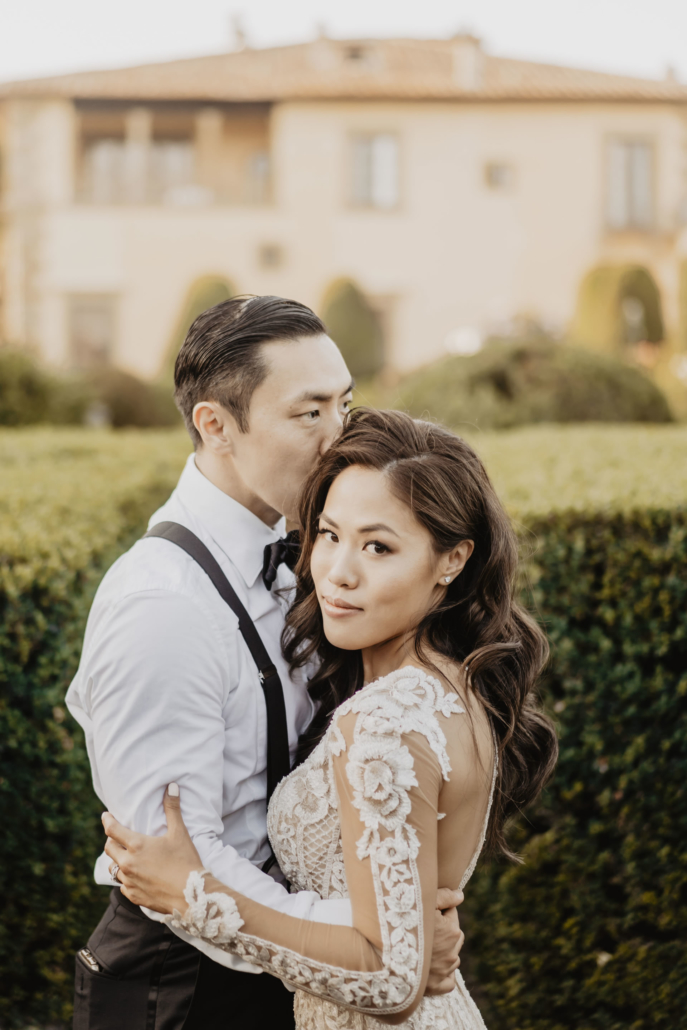 - 55 :: From Los angeles to Florence: a glamour asiatic wedding :: Luxury wedding photography - 54 ::  - 55