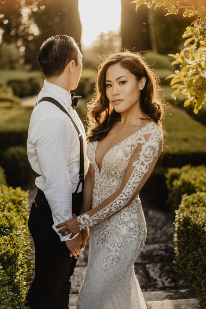 - 59 :: From Los angeles to Florence: a glamour asiatic wedding :: Luxury wedding photography - 58 ::  - 59
