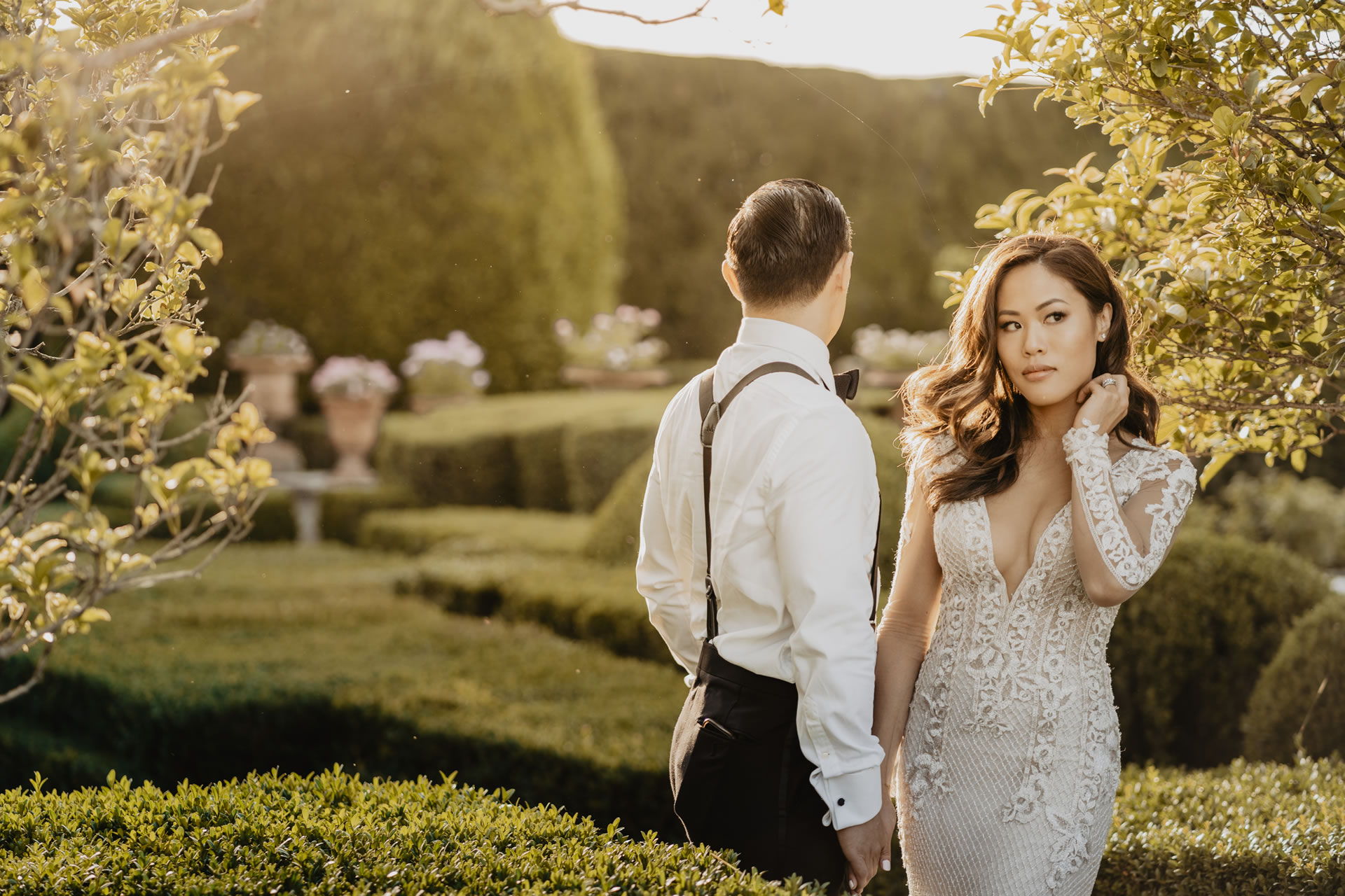 - 61 :: From Los angeles to Florence: a glamour asiatic wedding :: Luxury wedding photography - 60 ::  - 61