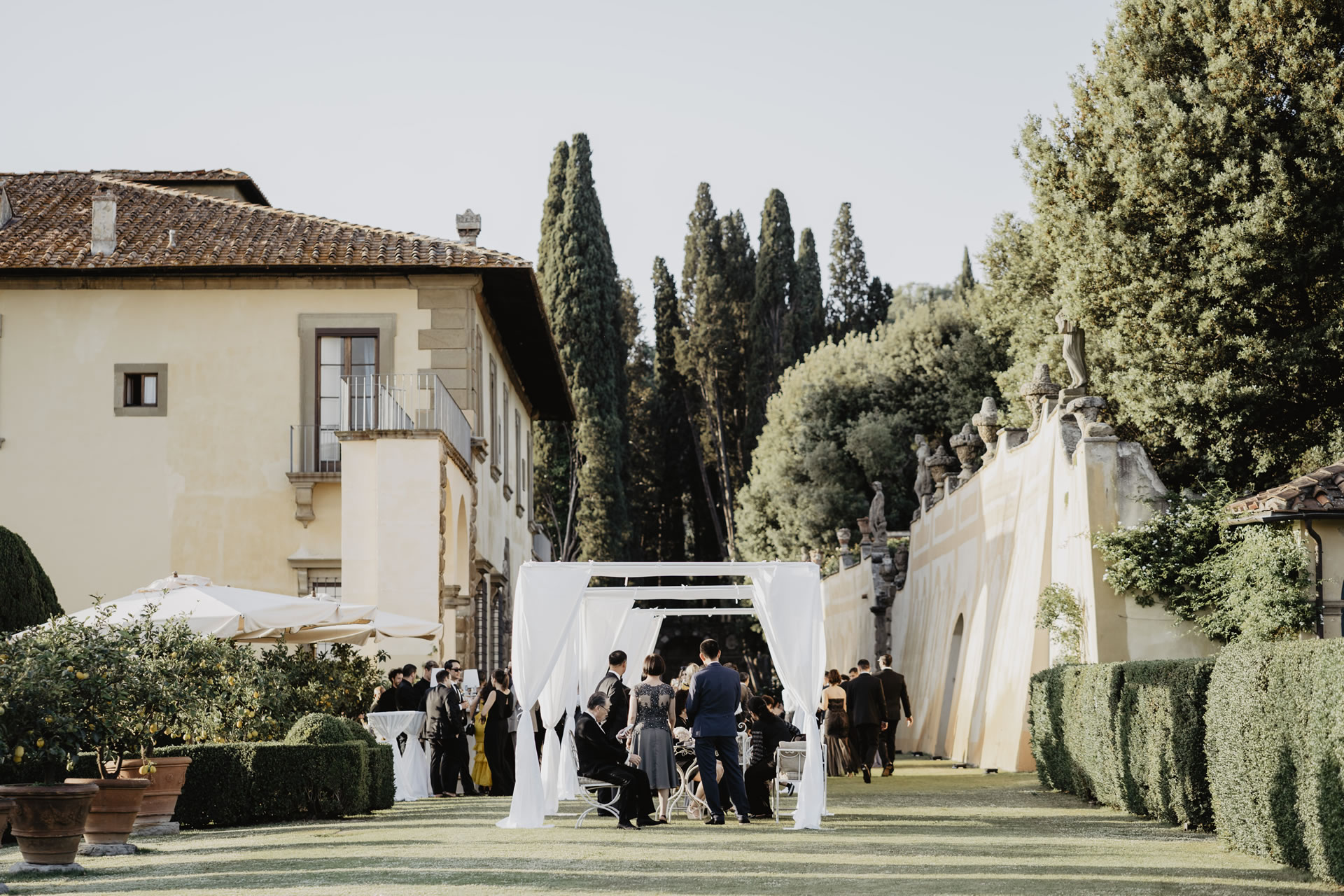 - 62 :: From Los angeles to Florence: a glamour asiatic wedding :: Luxury wedding photography - 61 ::  - 62
