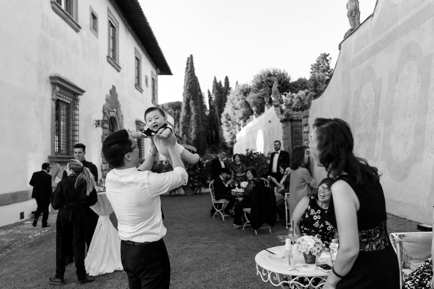 - 65 :: From Los angeles to Florence: a glamour asiatic wedding :: Luxury wedding photography - 64 ::  - 65