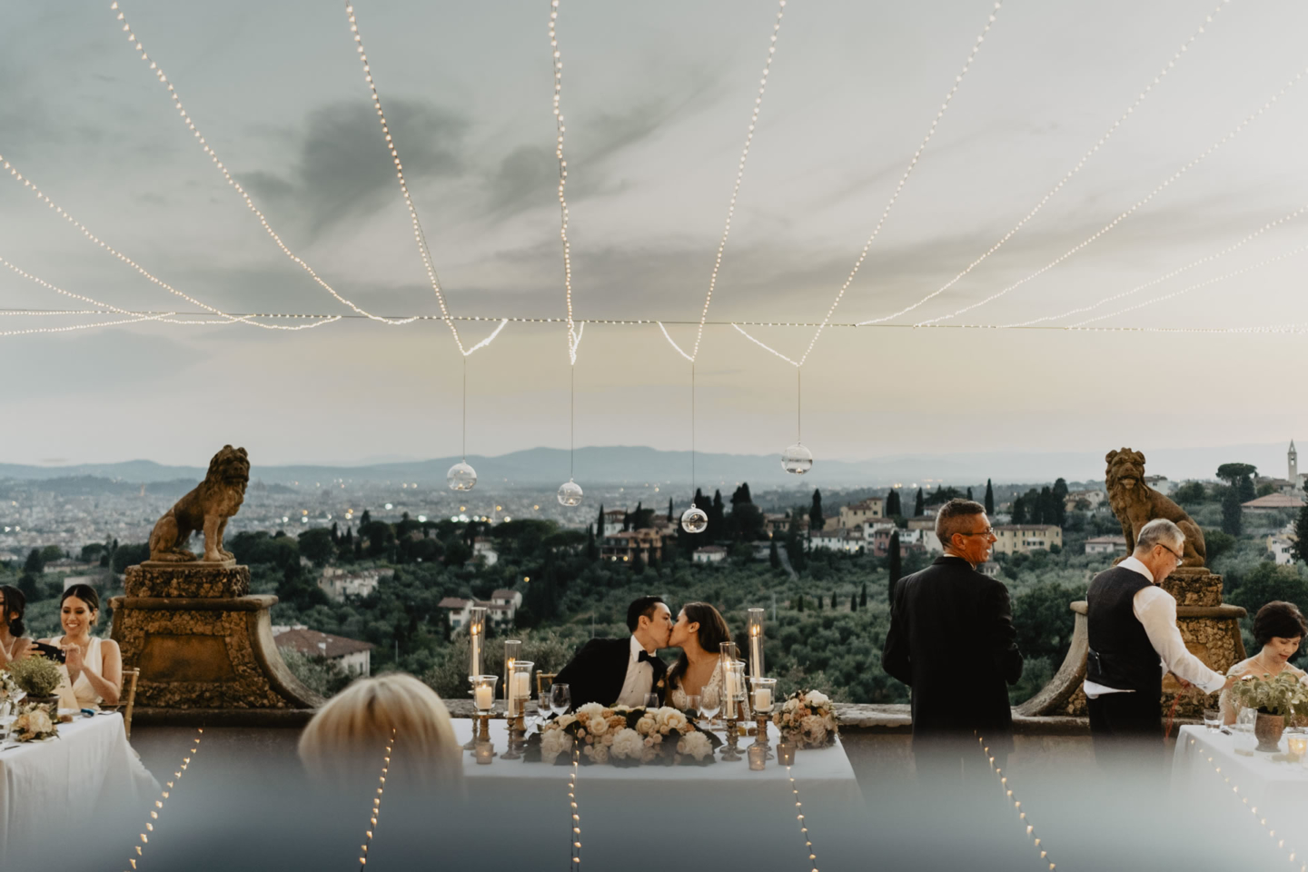 - 72 :: From Los angeles to Florence: a glamour asiatic wedding :: Luxury wedding photography - 71 ::  - 72