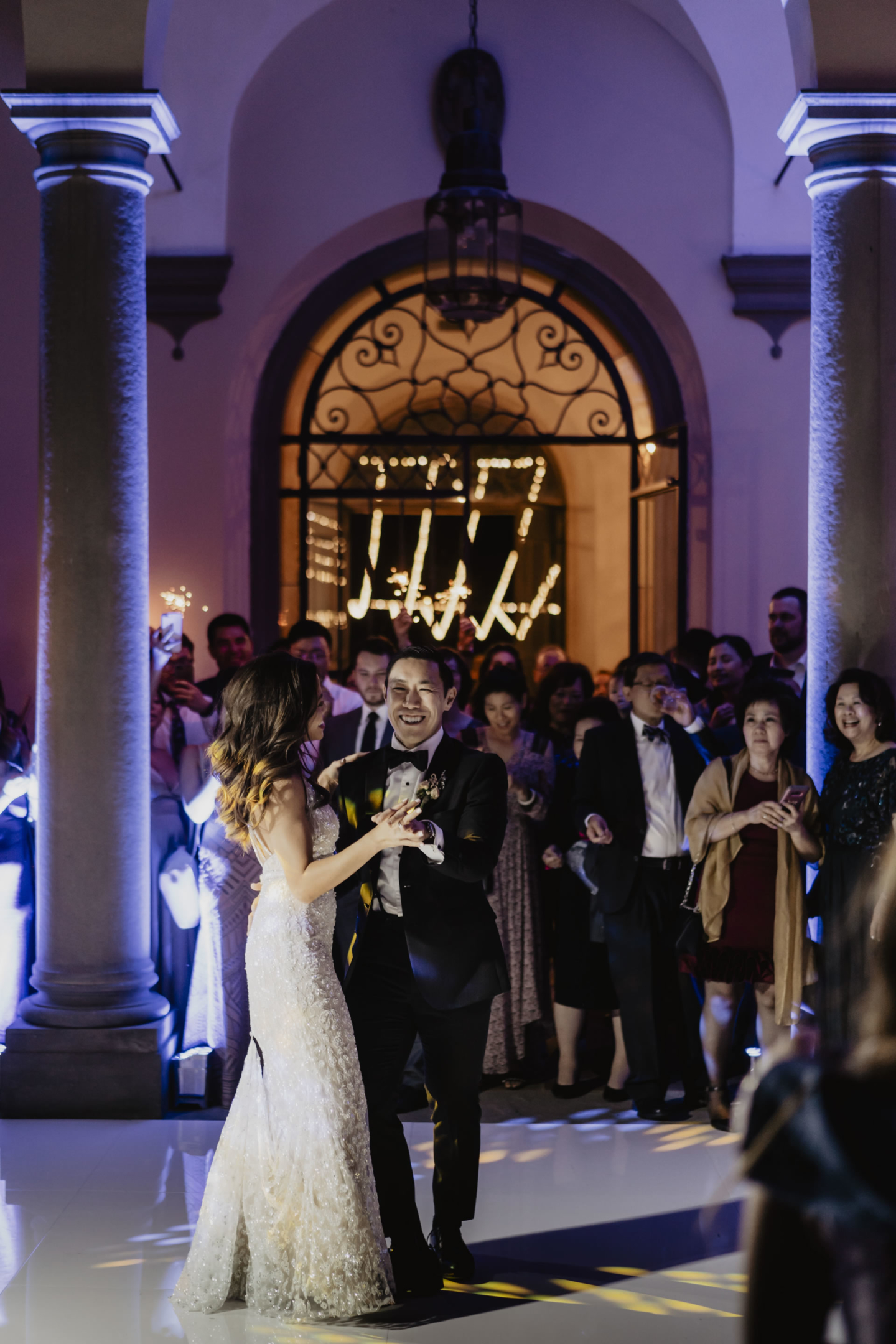 - 89 :: From Los angeles to Florence: a glamour asiatic wedding :: Luxury wedding photography - 88 ::  - 89