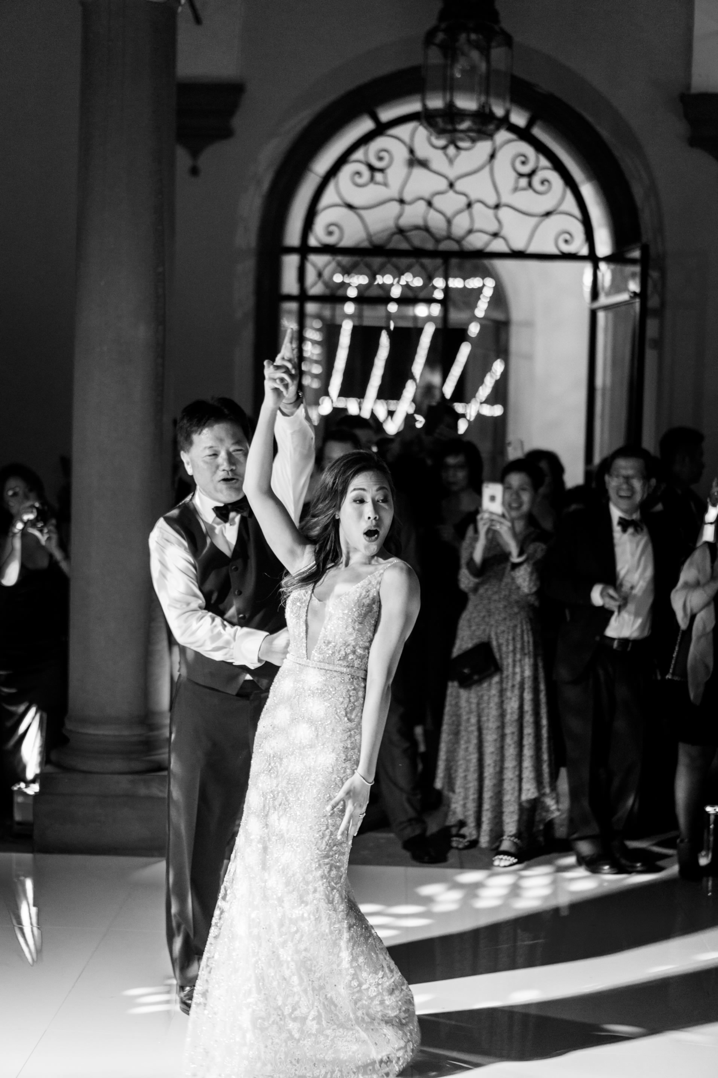 - 91 :: From Los angeles to Florence: a glamour asiatic wedding :: Luxury wedding photography - 90 ::  - 91