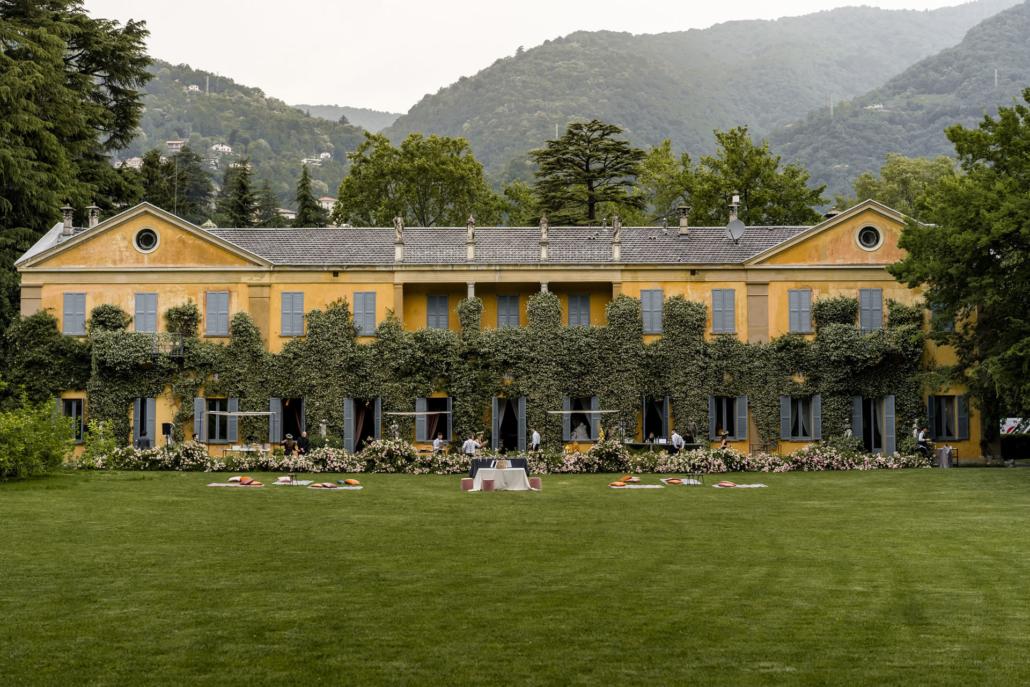- 2 :: A spectacular wedding: mother Russia on Como lake :: Luxury wedding photography - 1 ::  - 2