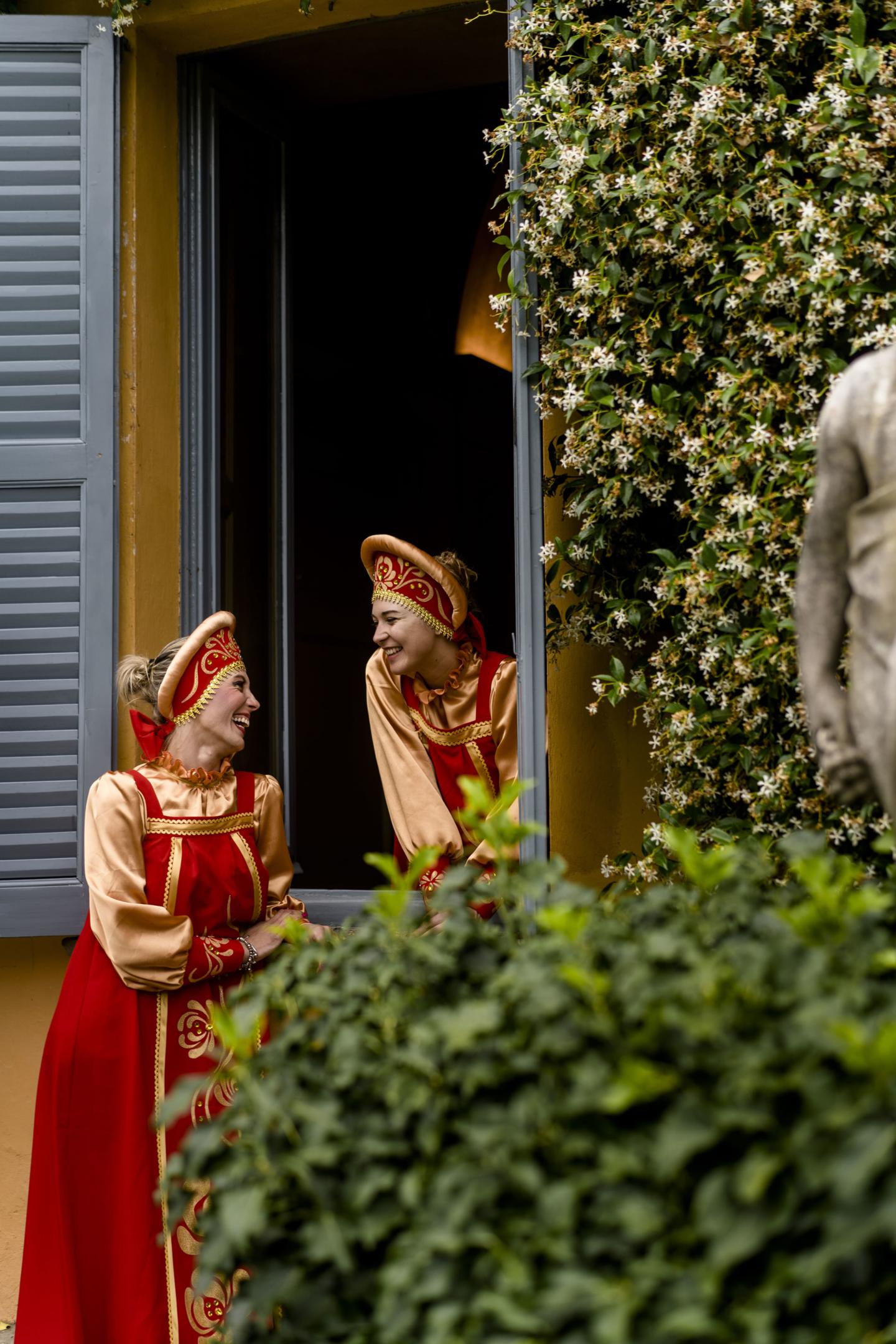 - 4 :: A spectacular wedding: mother Russia on Como lake :: Luxury wedding photography - 3 ::  - 4