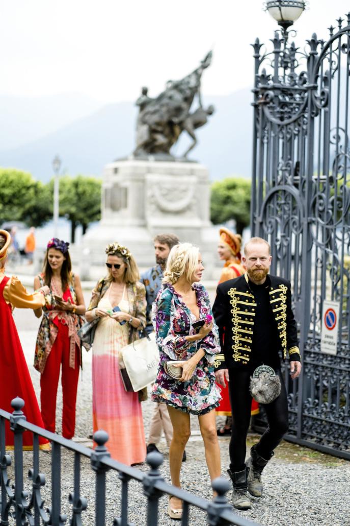 - 5 :: A spectacular wedding: mother Russia on Como lake :: Luxury wedding photography - 4 ::  - 5