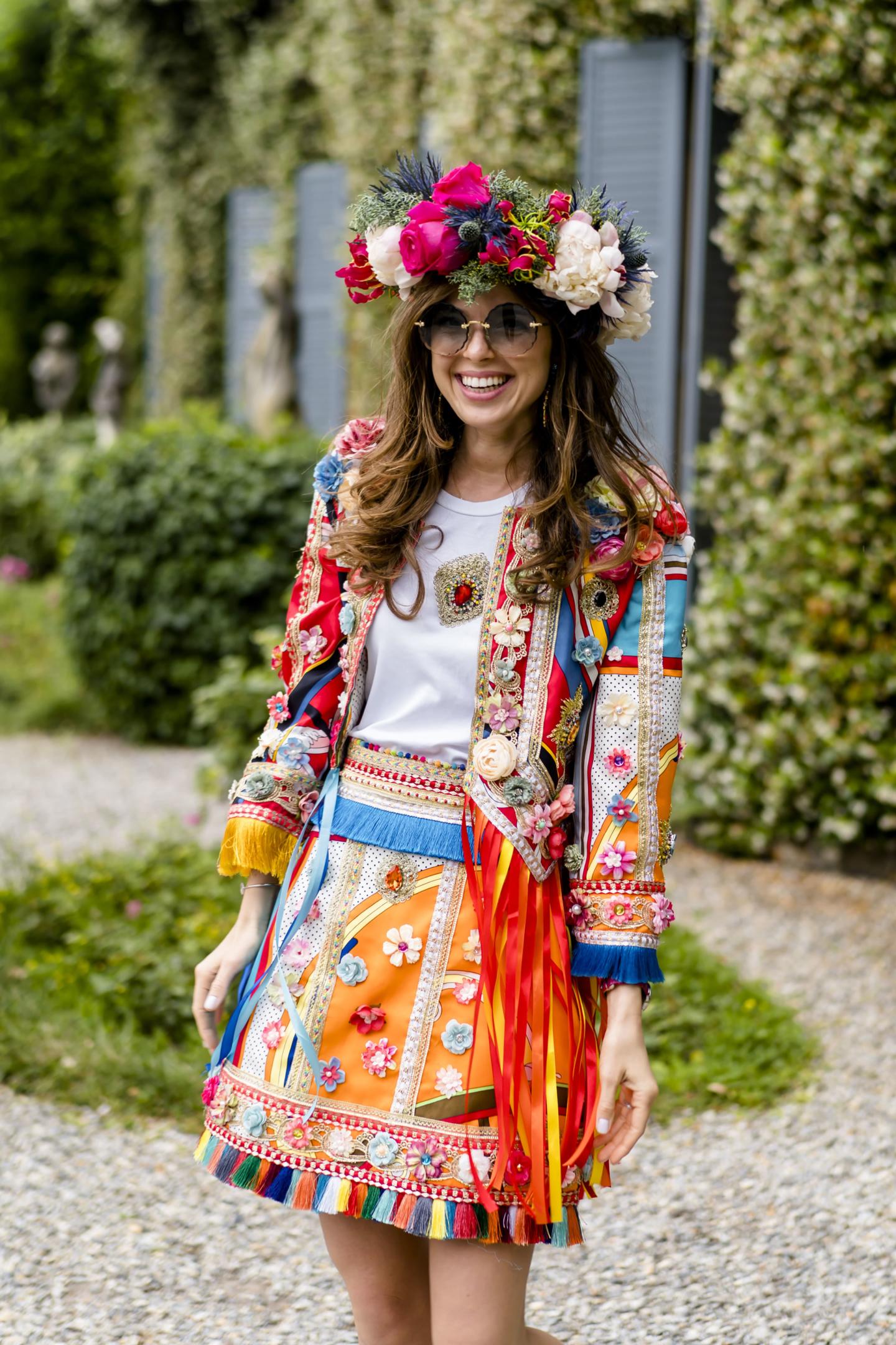 - 7 :: A spectacular wedding: mother Russia on Como lake :: Luxury wedding photography - 6 ::  - 7