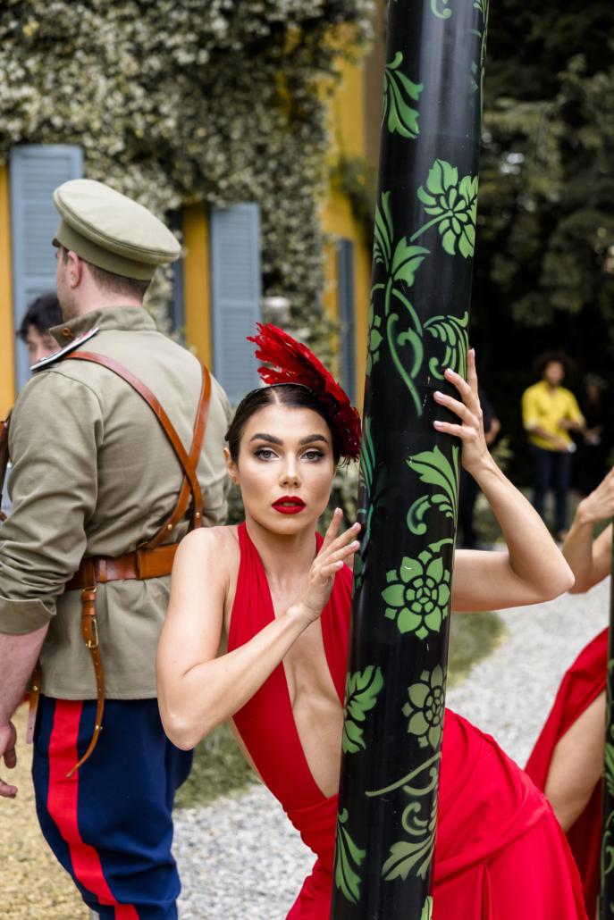 - 9 :: A spectacular wedding: mother Russia on Como lake :: Luxury wedding photography - 8 ::  - 9
