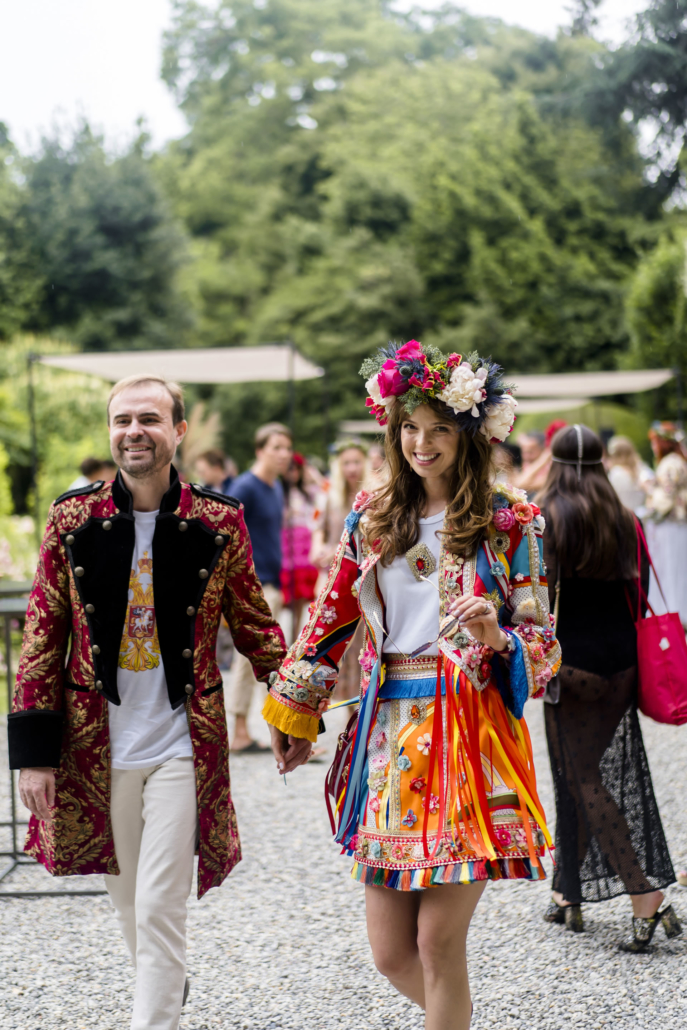 - 11 :: A spectacular wedding: mother Russia on Como lake :: Luxury wedding photography - 10 ::  - 11