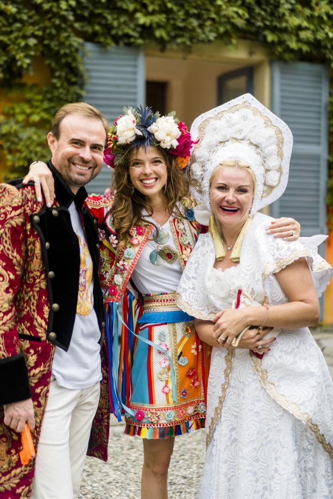 - 22 :: A spectacular wedding: mother Russia on Como lake :: Luxury wedding photography - 21 ::  - 22