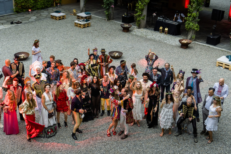 - 28 :: A spectacular wedding: mother Russia on Como lake :: Luxury wedding photography - 27 ::  - 28