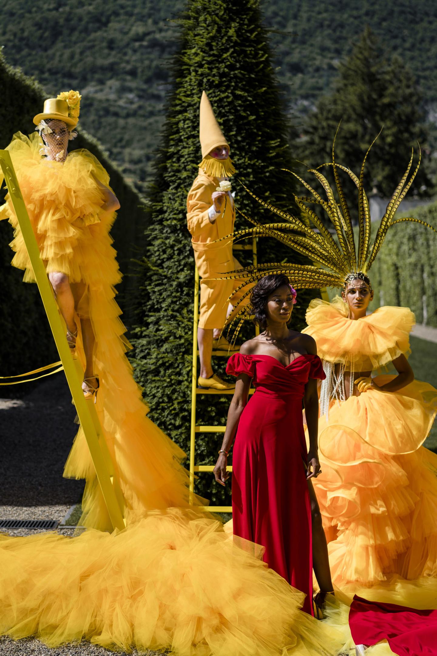 - 42 :: A spectacular wedding: mother Russia on Como lake :: Luxury wedding photography - 41 ::  - 42