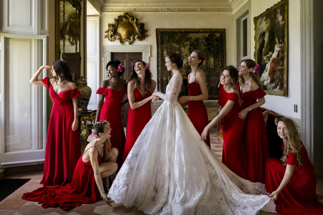 - 51 :: A spectacular wedding: mother Russia on Como lake :: Luxury wedding photography - 50 ::  - 51