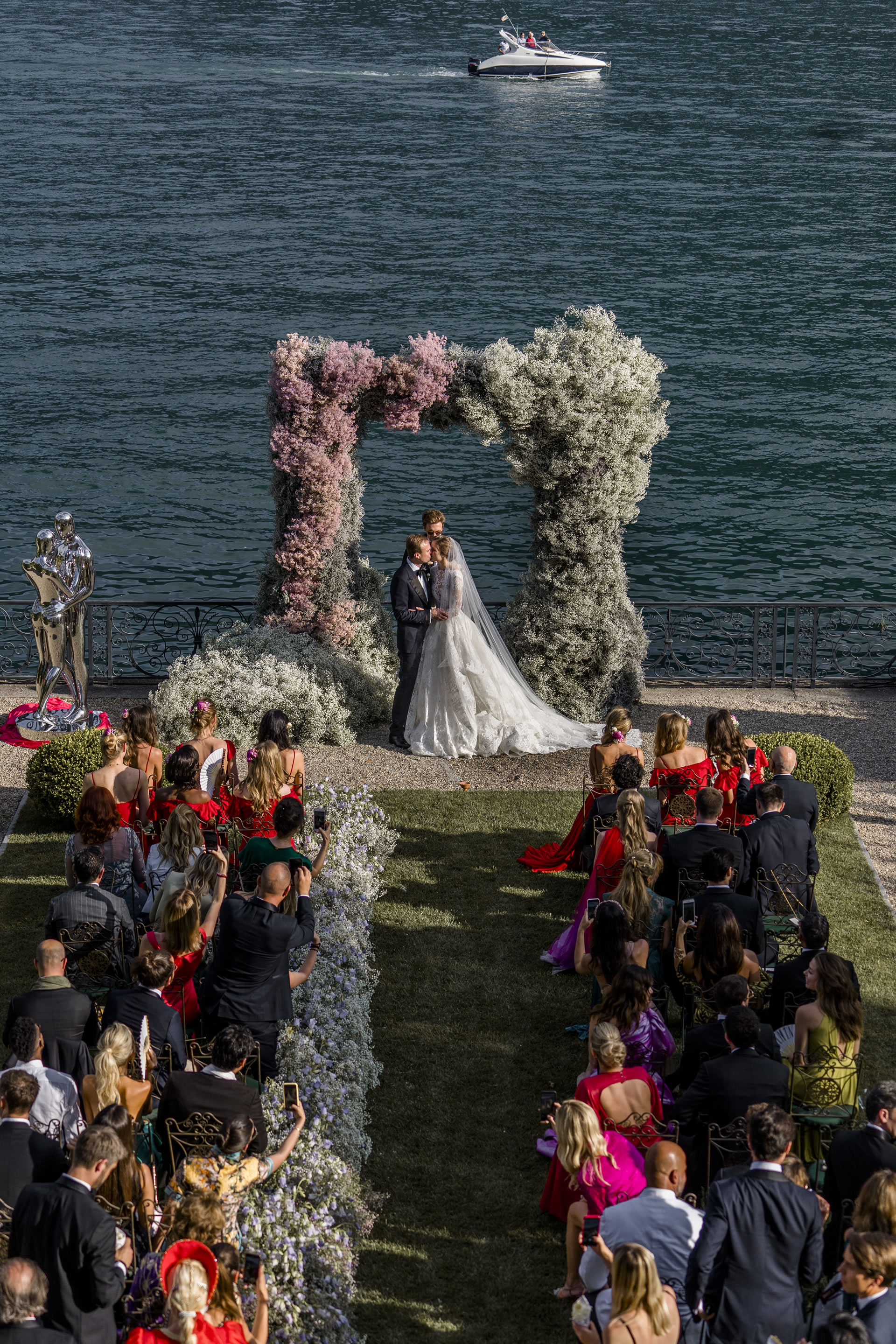 - 68 :: A spectacular wedding: mother Russia on Como lake :: Luxury wedding photography - 67 ::  - 68