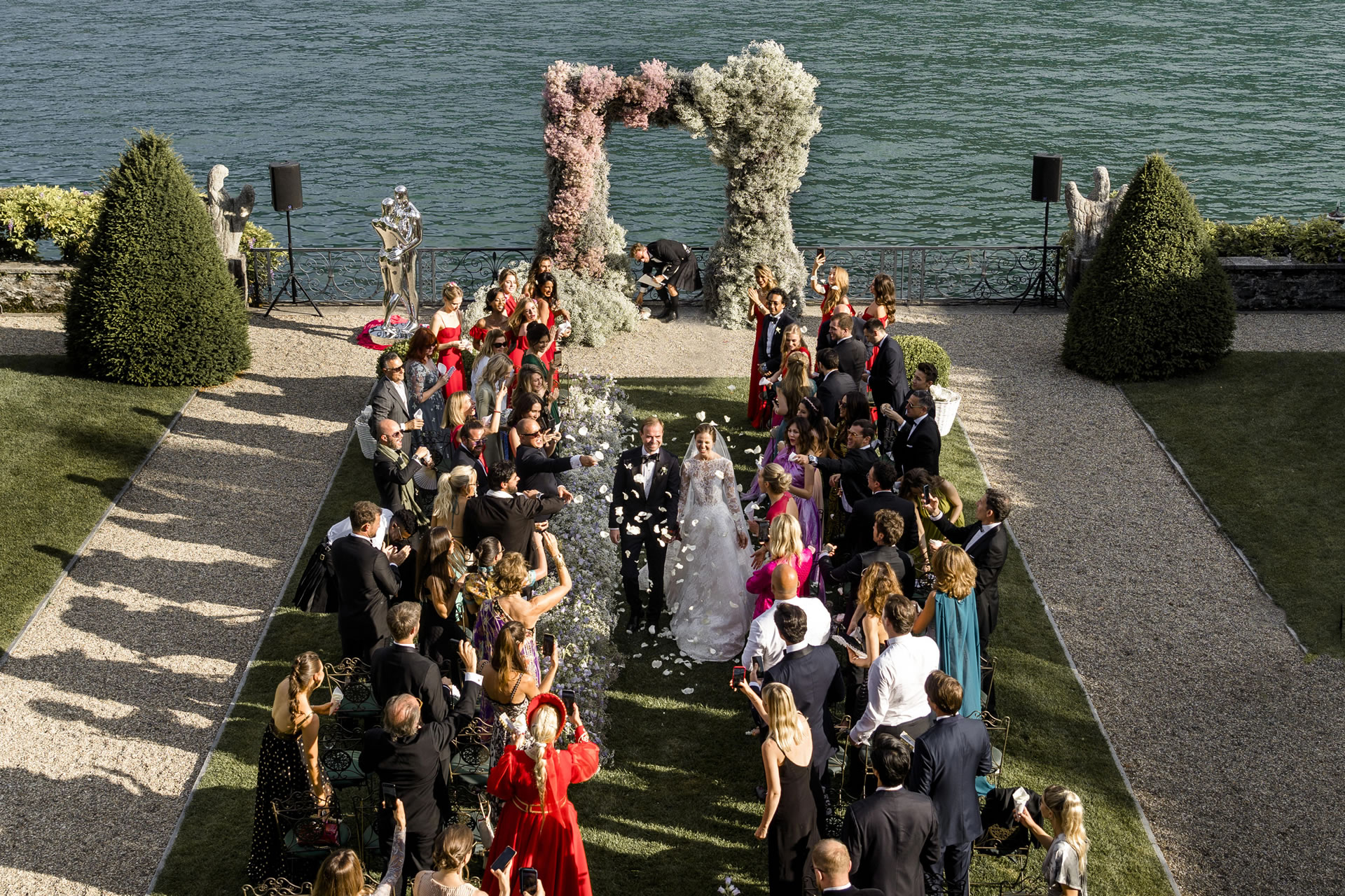 - 70 :: A spectacular wedding: mother Russia on Como lake :: Luxury wedding photography - 69 ::  - 70