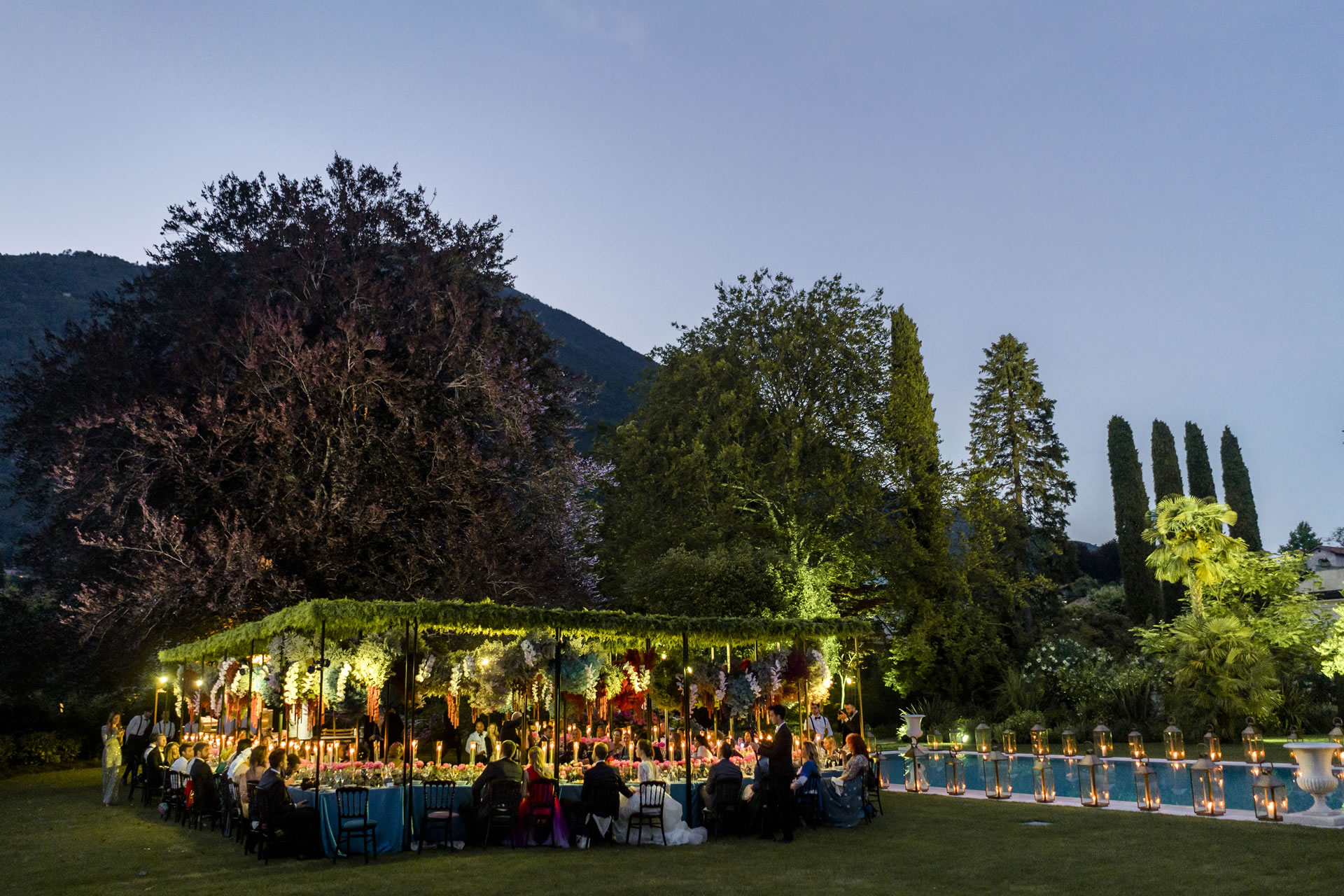 - 93 :: A spectacular wedding: mother Russia on Como lake :: Luxury wedding photography - 92 ::  - 93