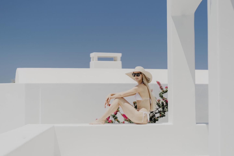 - 1 :: Santorini, a white wedding in a white island :: Luxury wedding photography - 0 ::  - 1