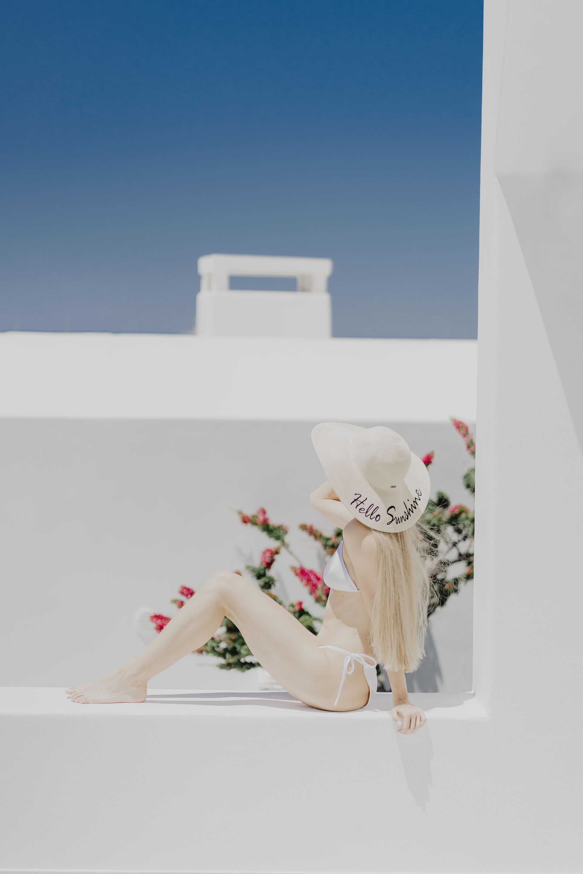 - 2 :: Santorini, a white wedding in a white island :: Luxury wedding photography - 1 ::  - 2