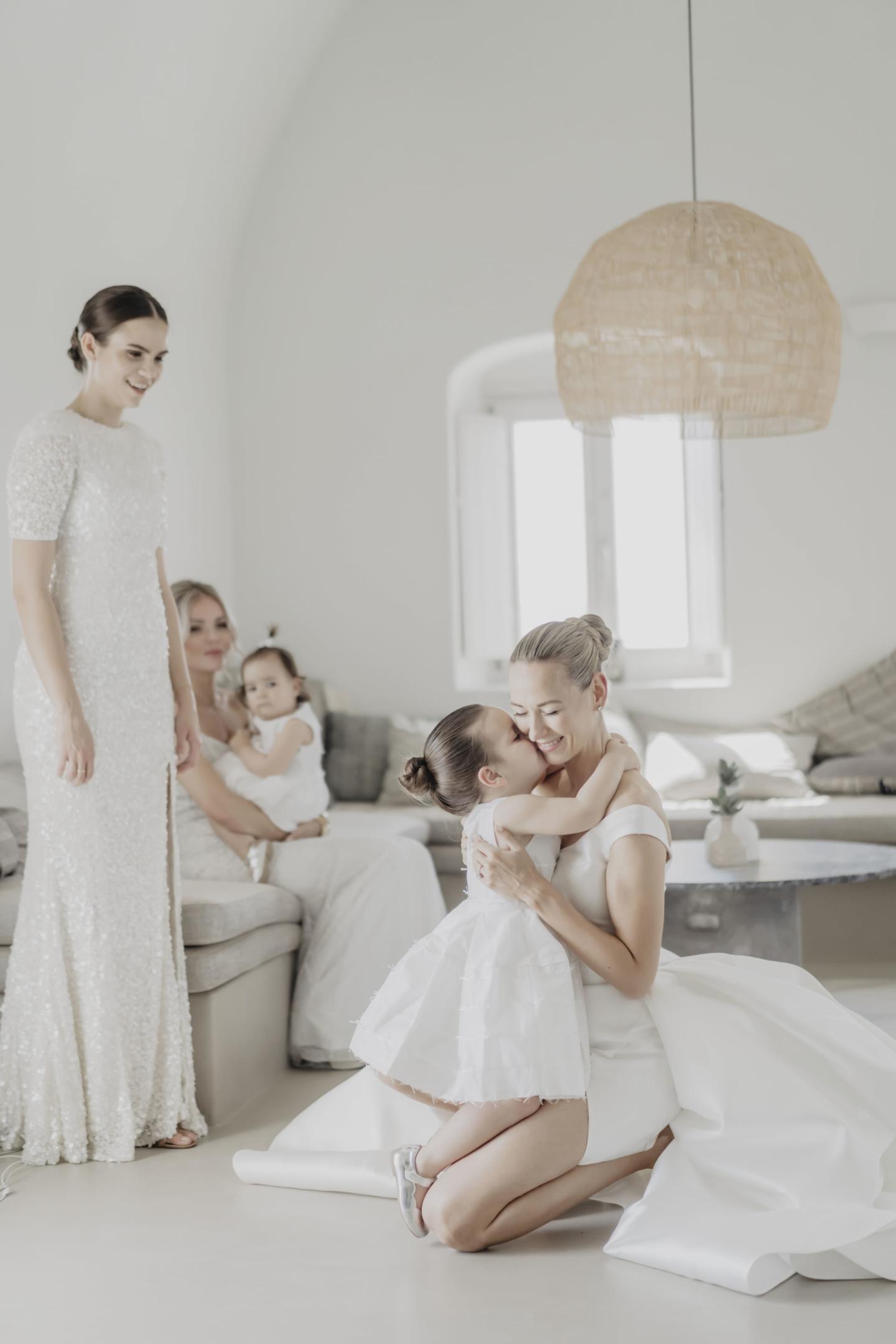 - 12 :: Santorini, a white wedding in a white island :: Luxury wedding photography - 11 ::  - 12