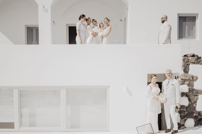 - 13 :: Santorini, a white wedding in a white island :: Luxury wedding photography - 12 ::  - 13