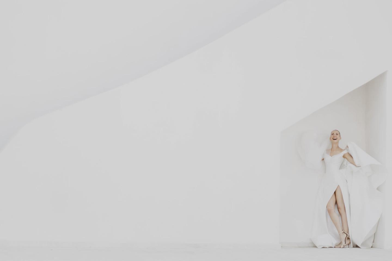 - 14 :: Santorini, a white wedding in a white island :: Luxury wedding photography - 13 ::  - 14